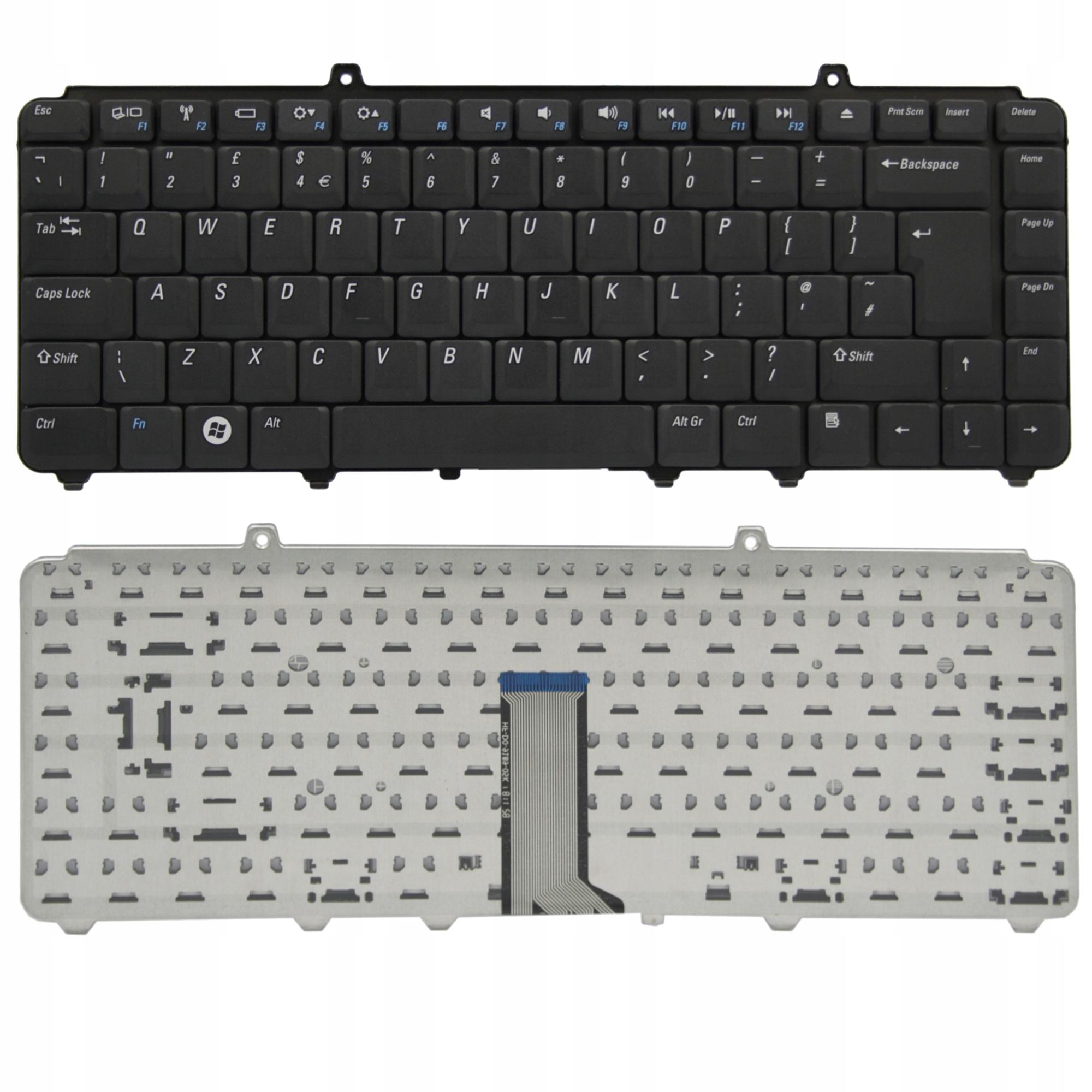 KLAWIATURA DELL VOSTRO 1000 1500 1088 XPS M1530 - Klawiatury do laptopów