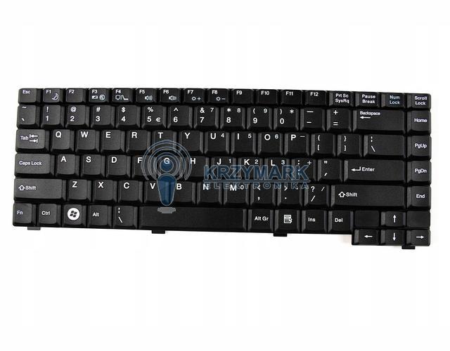 KLAWIATURA FUJITSU SIEMENS AMILO LI1818 LI1820 - Klawiatury do laptopów