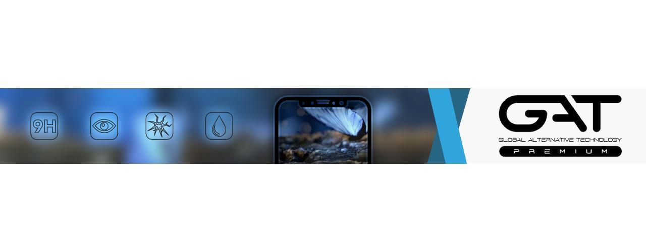 SZKŁO HARTOWANE SAMSUNG GALAXY A8 2018 SM-A530F A8 DUAL SIM SM-A530F/DS GAT PREMIUM CZARNE - Szkła hartowane na telefony
