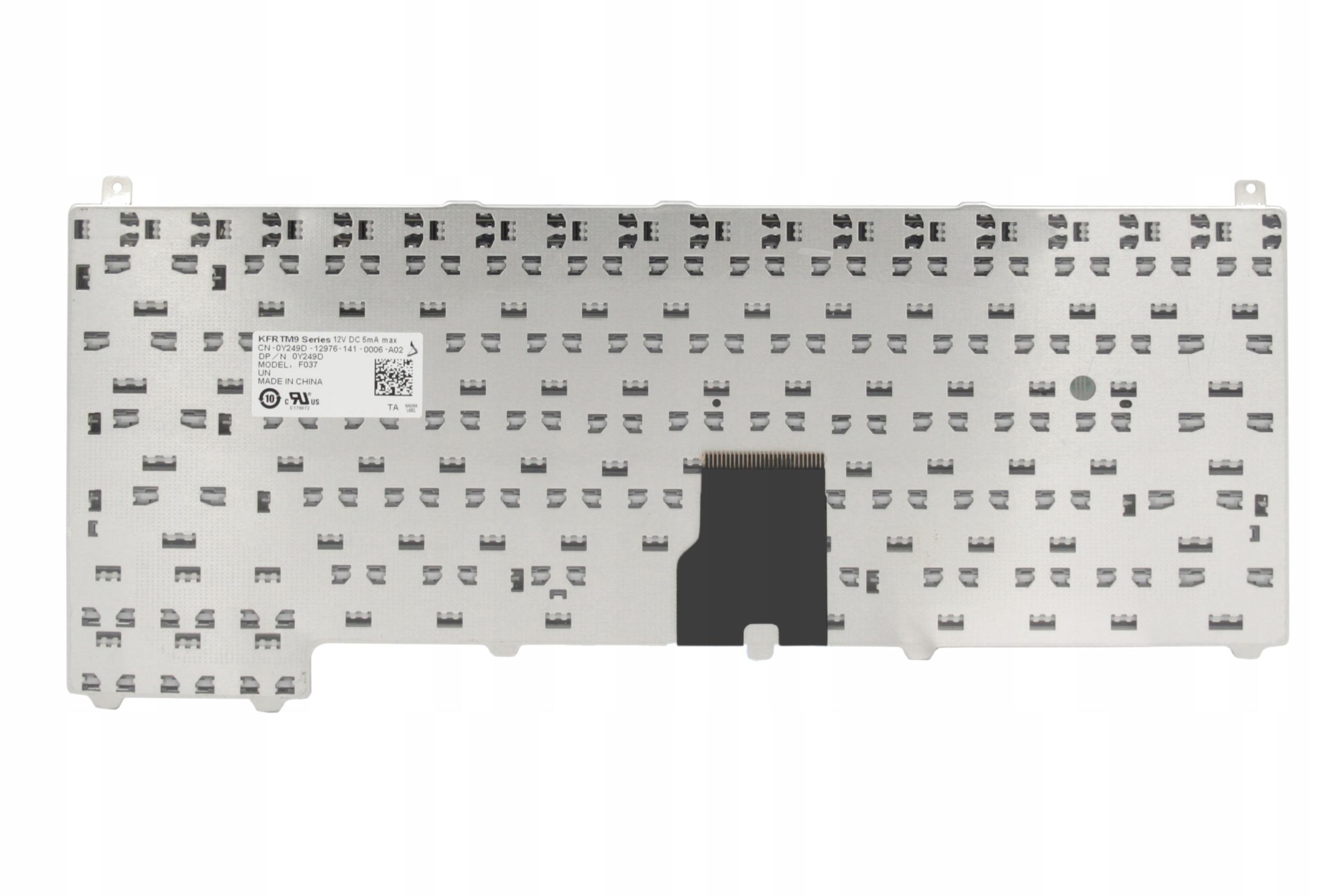 KLAWIATURA DELL E4200 - Klawiatury do laptopów