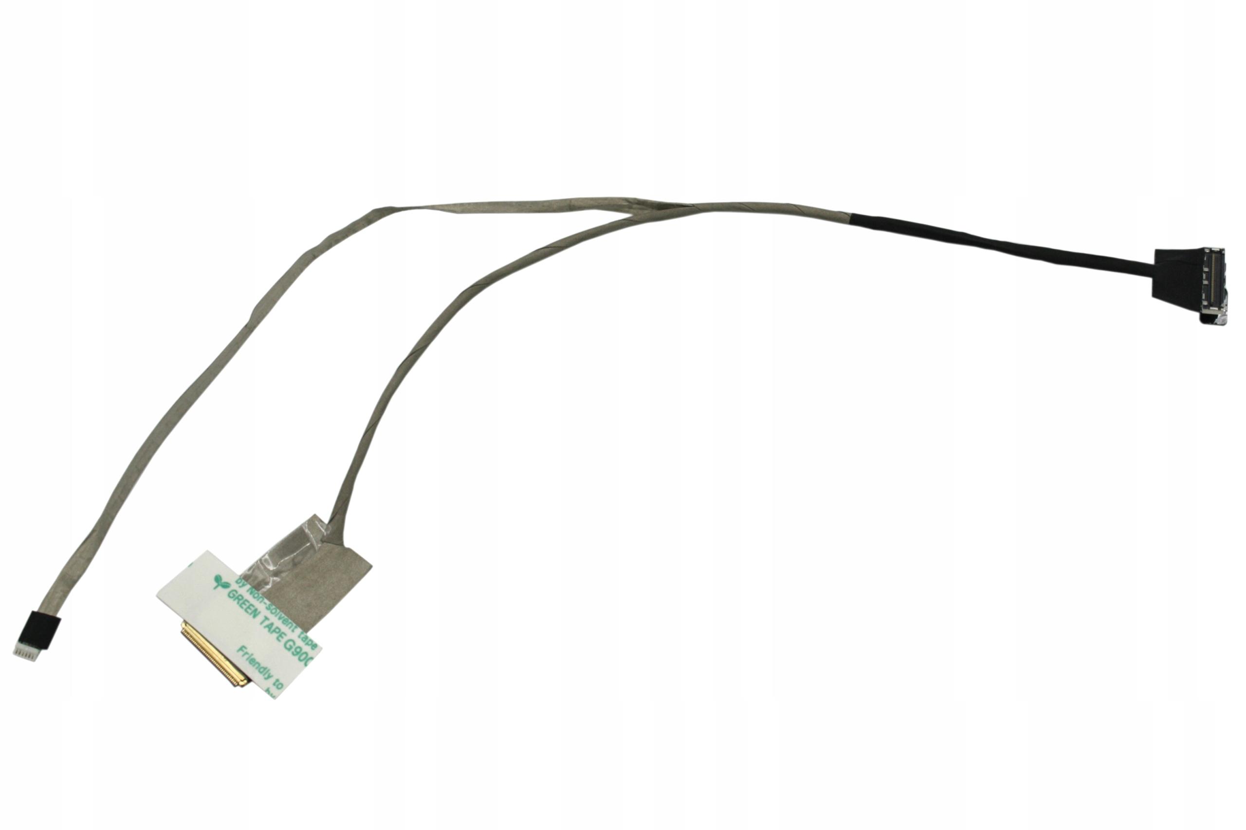 TAŚMA LCD MATRYCY HP PAVILION G6-2000 681817-001, DD0R36LC000, DD0R36LC030 DD0R36LC040 - Taśmy i inwertery