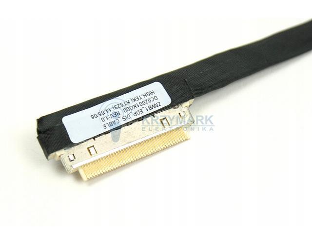 TAŚMA LCD MATRYCY IBM LENOVO B50 DC02001XO00 - Taśmy i inwertery