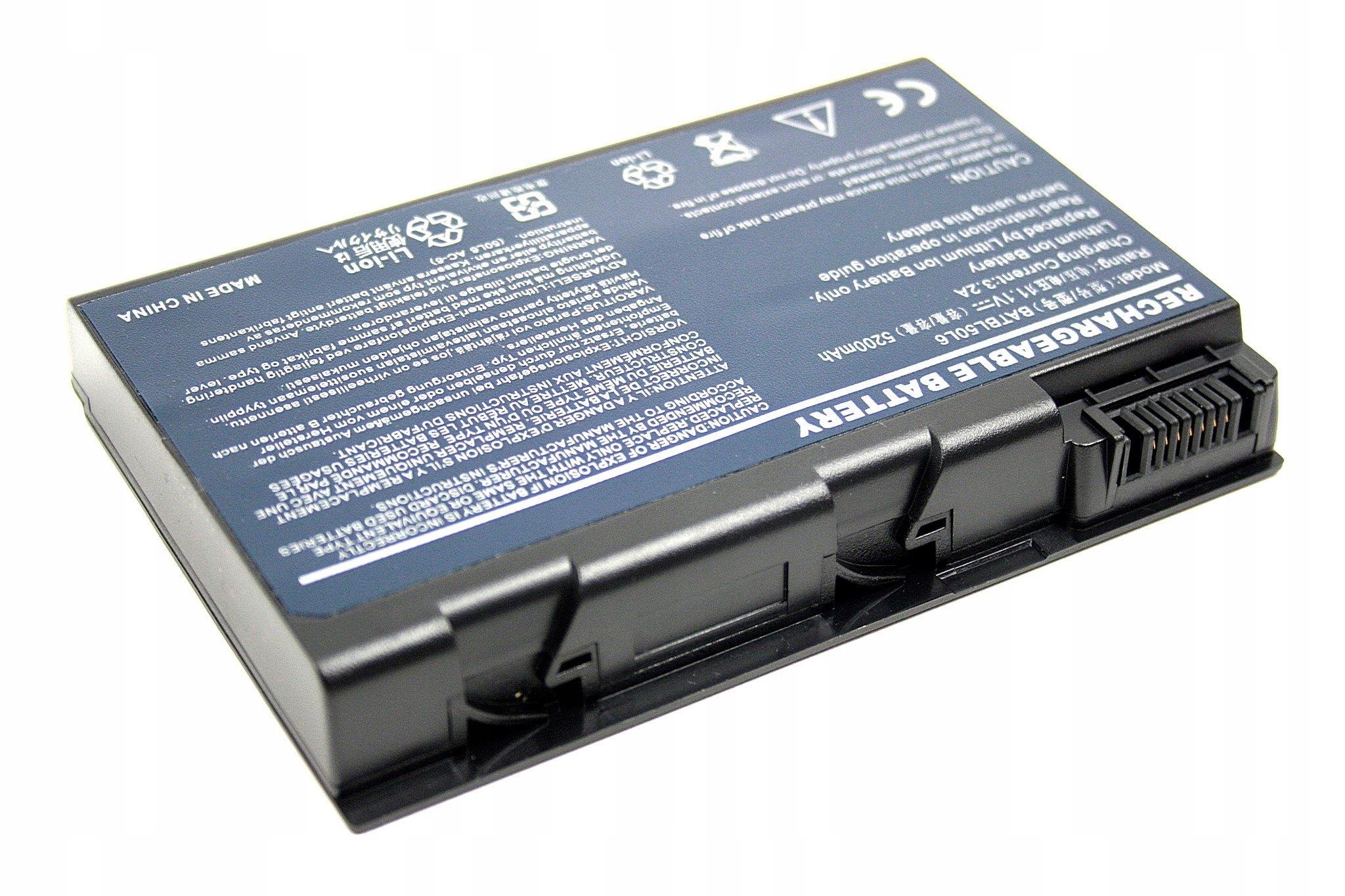 BATERIA AKUMULATOR ACER Aspire 3690 5100 5610 5630 BATBL50L6 - Baterie do laptopów
