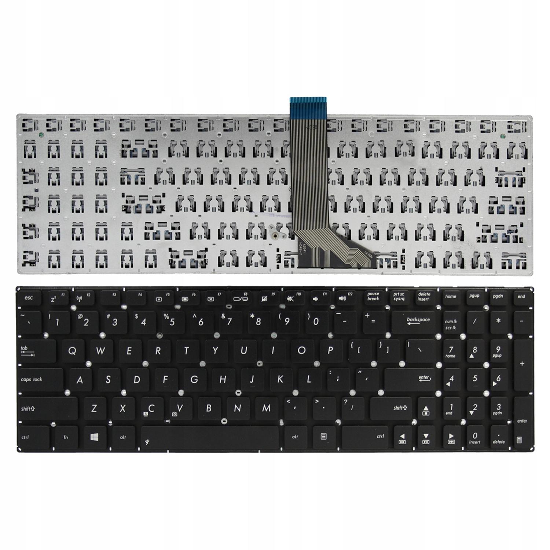KLAWIATURA ASUS US ASUS X502 X502C X502CA F502 S500 - Klawiatury do laptopów