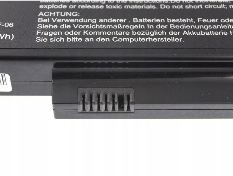 BATERIA AKUMULATOR FUJITSU-SIEMENS V5515 V5535 V5555 V6555 - Baterie do laptopów