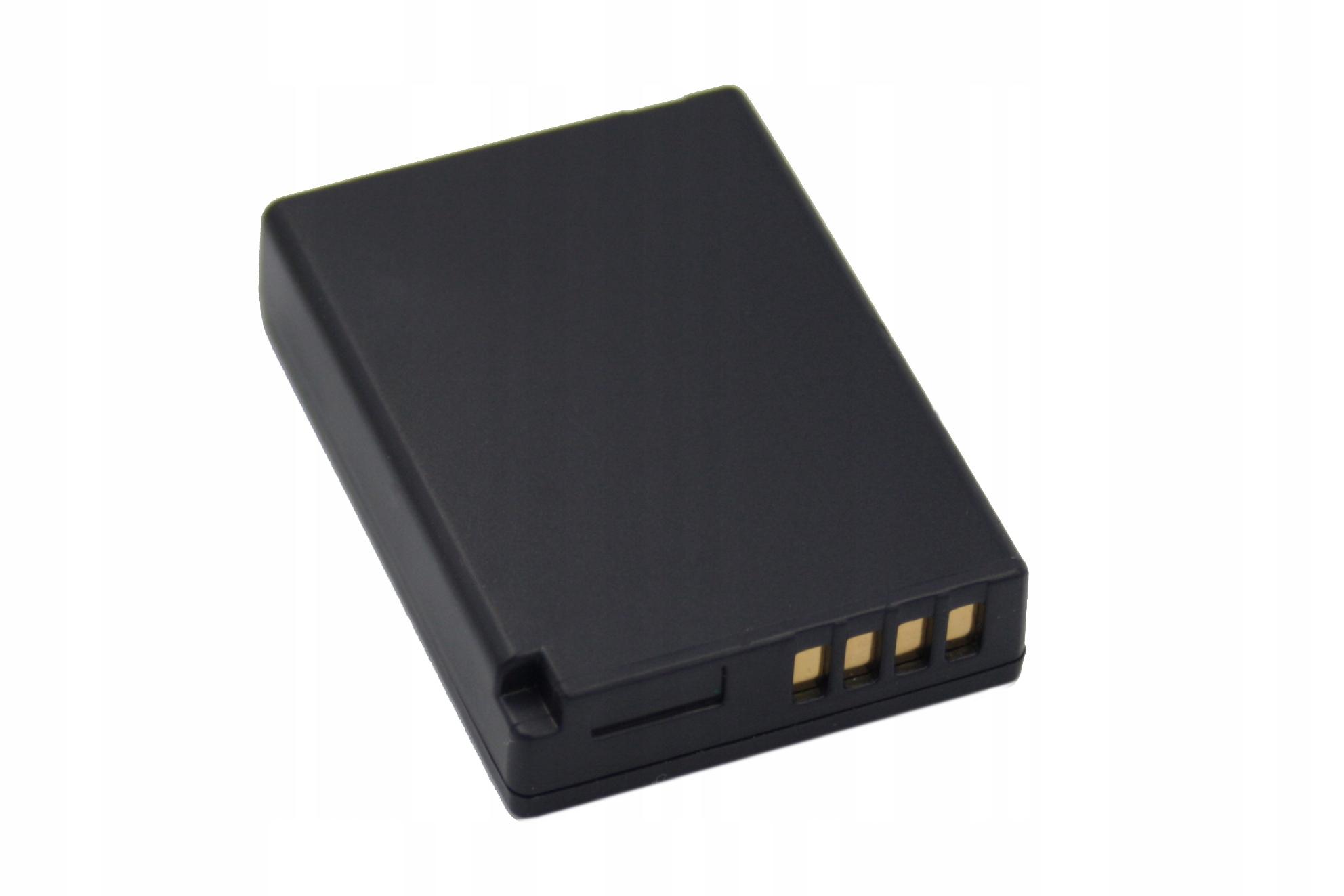 BATERIA AKUMULATOR PANASONIC DMC-TZ22 DMC-TZ25 DMC-TZ30 - Baterie do aparatów cyfrowych