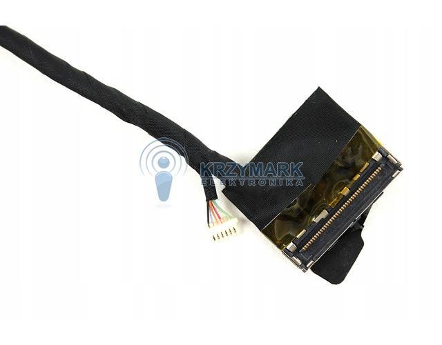 TAŚMA LCD MATRYCY HP PAVILION DV7-6000 DV7-6100 50.4RN10.002, 50.4RN10.022643631-001 - Taśmy i inwertery