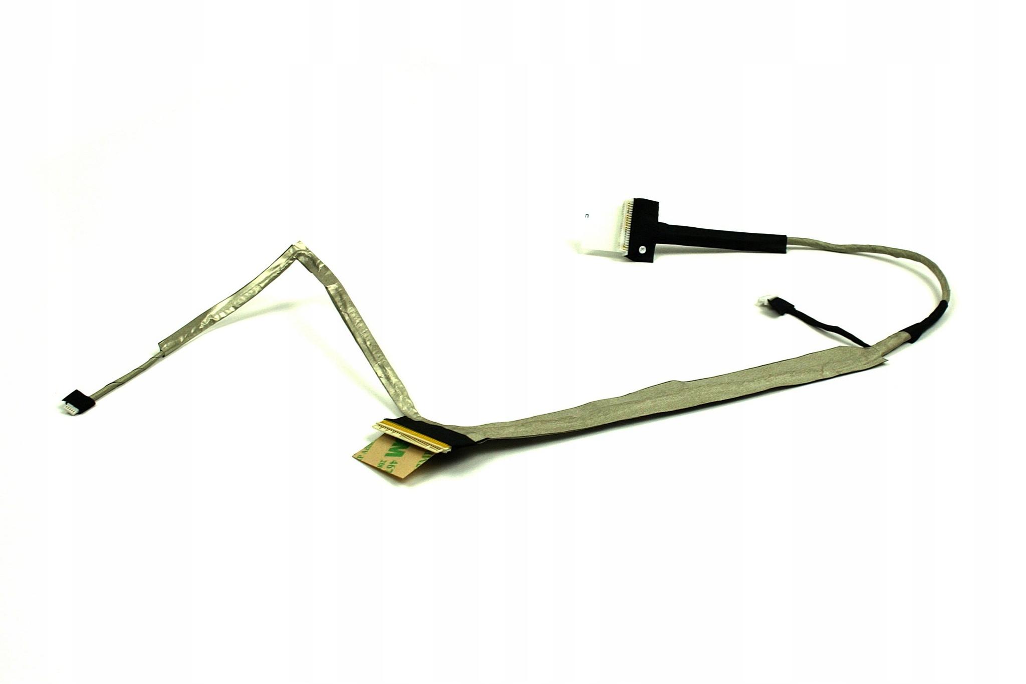 TAŚMA LCD MATRYCY TOSHIBA L500 L500D L505 L505D DO CCFL - Taśmy i inwertery