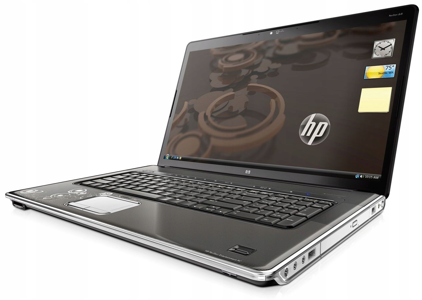 BATERIA AKUMULATOR HP PAVILION DV7 DV8 HDX X18 - Baterie do laptopów