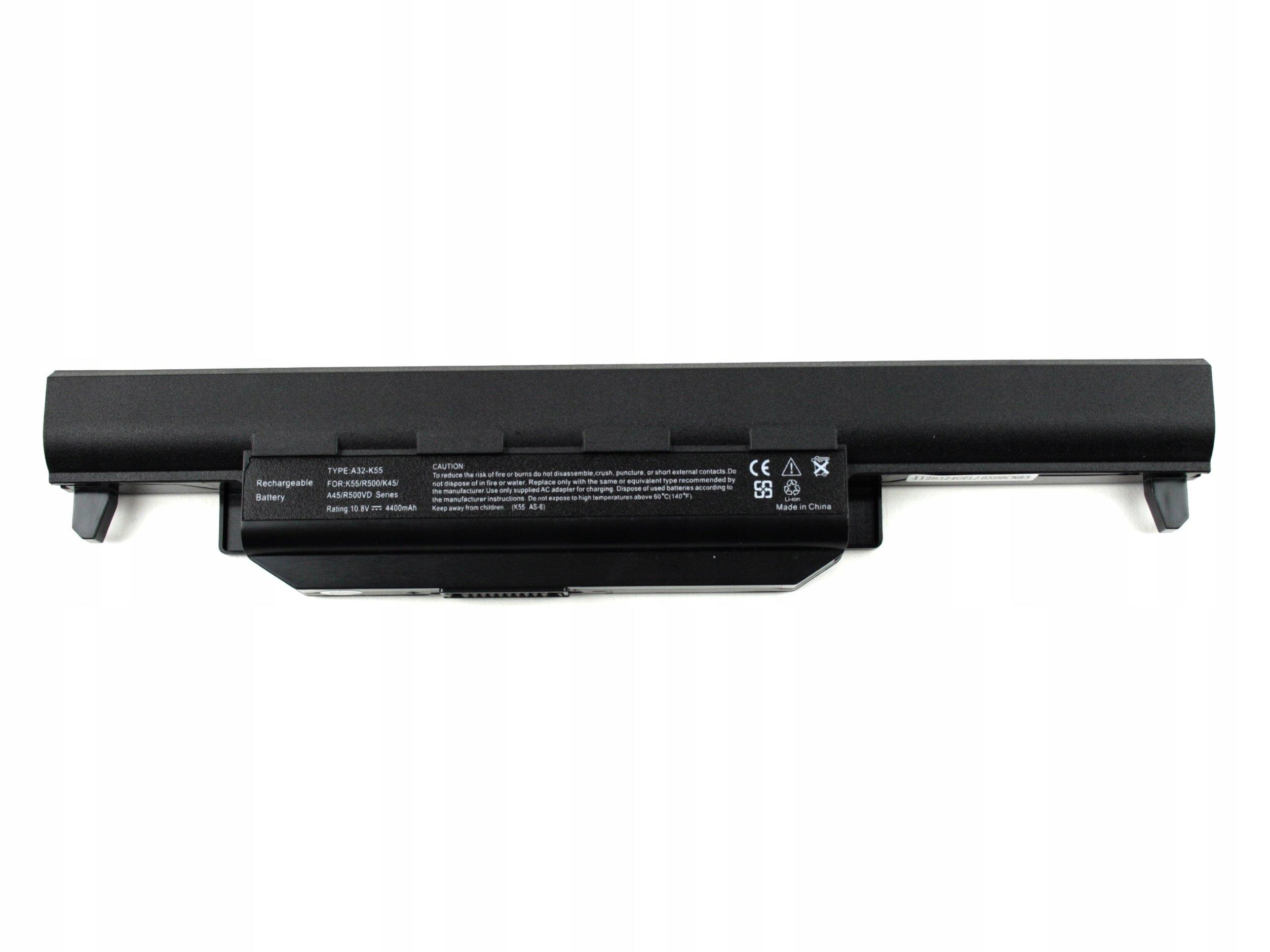 BATERIA AKUMULATOR ASUS A32-K55 K55A K55VD R500V X55A X55U - Baterie do laptopów