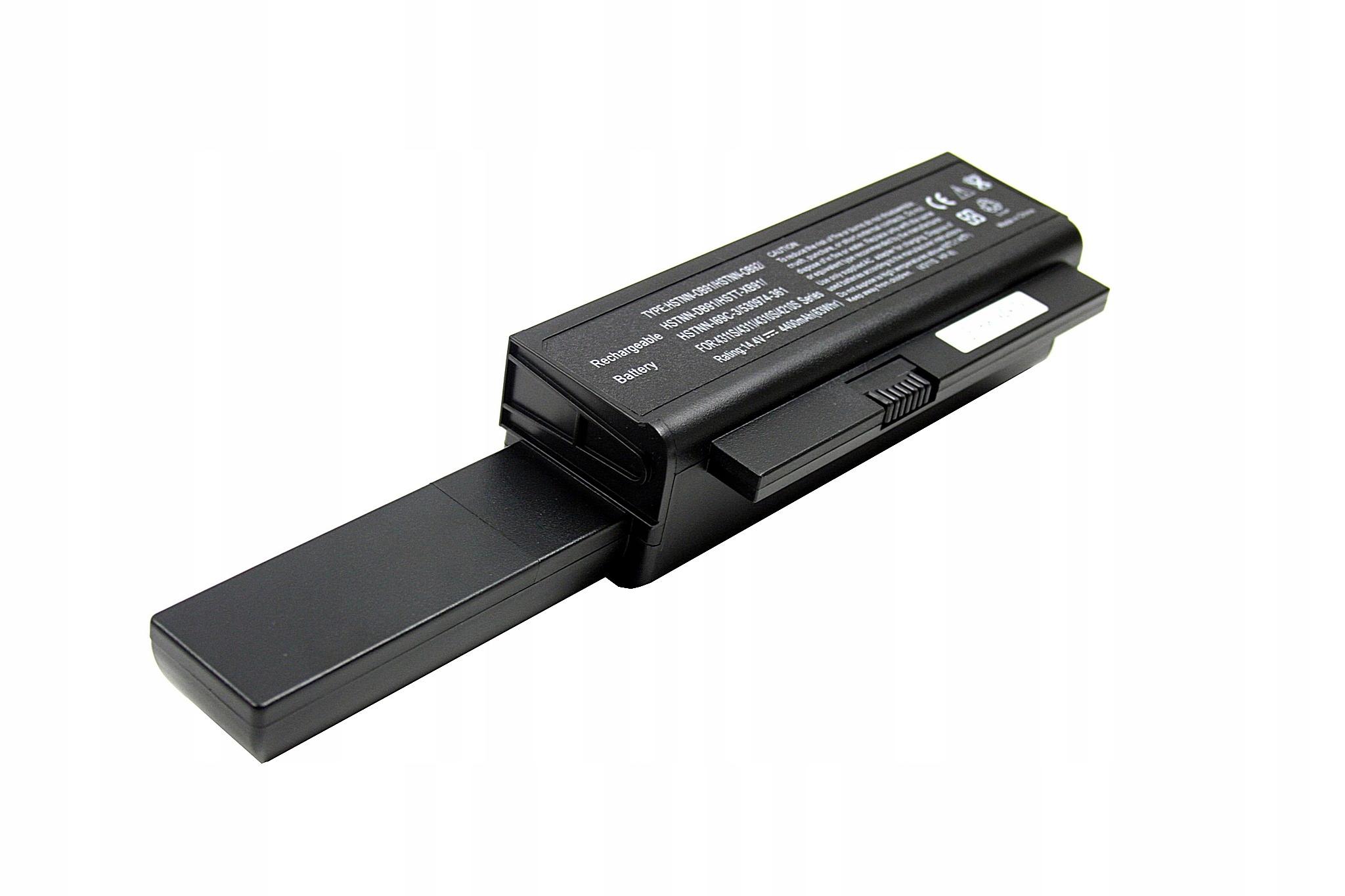 BATERIA AKUMULATOR HP PROBOOK 4310 4310S 4311 4311S - Baterie do laptopów