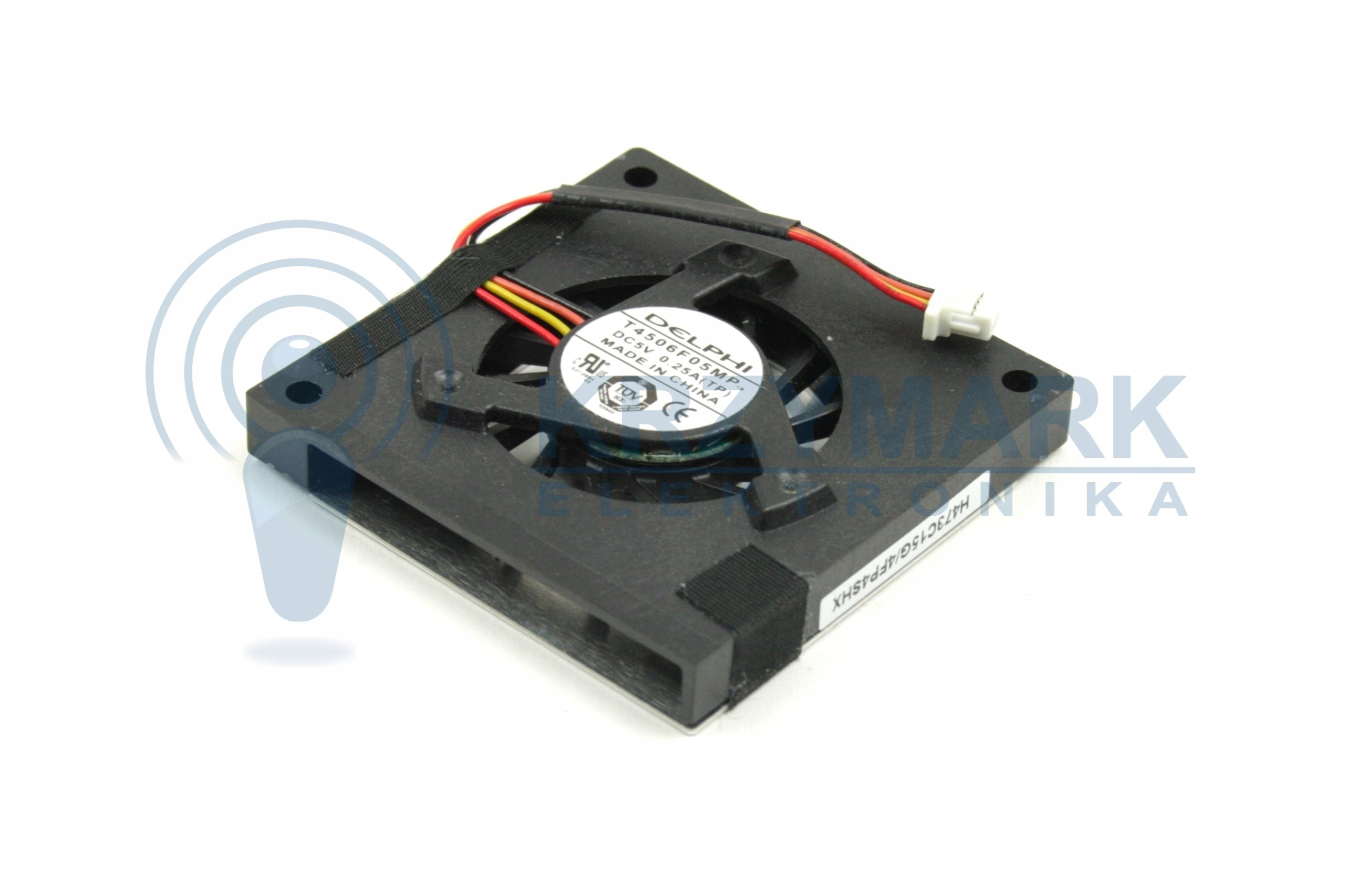 WENTYLATOR ASUS EEE PC 700 701 900 901 1000 1005HA 1008HA PC700 H455C16G T4506F05MP - Wentylatory i radiatory