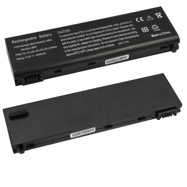 BATERIA AKUMULATOR TOSHIBA PA3450U-1BRS PA3506U-1BAS PA3420U - Baterie do laptopów
