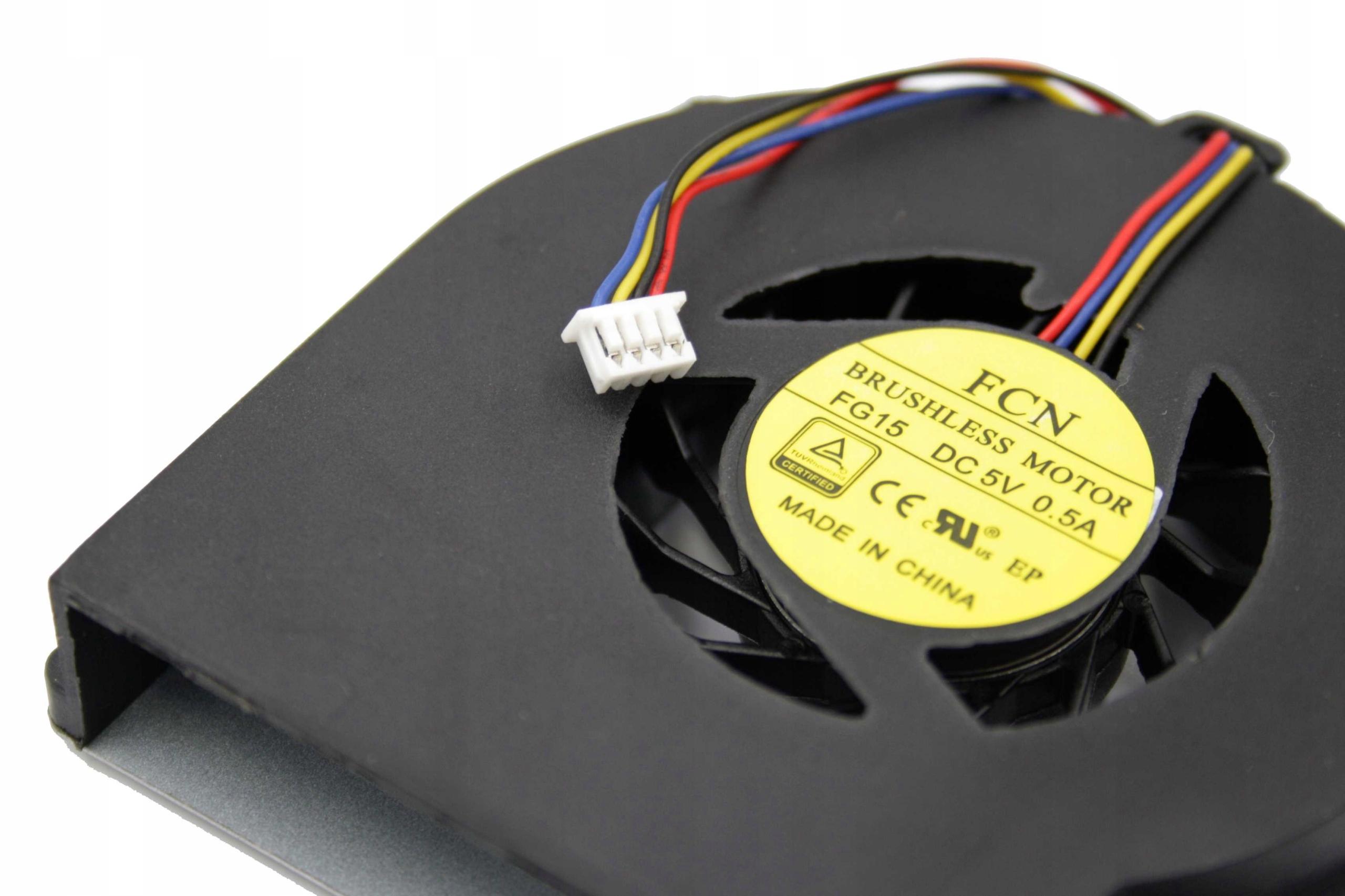 WENTYLATOR CHŁODZENIE WIATRAK HP PROBOOK 4530S 4535S 4730S 8450P - Wentylatory i radiatory