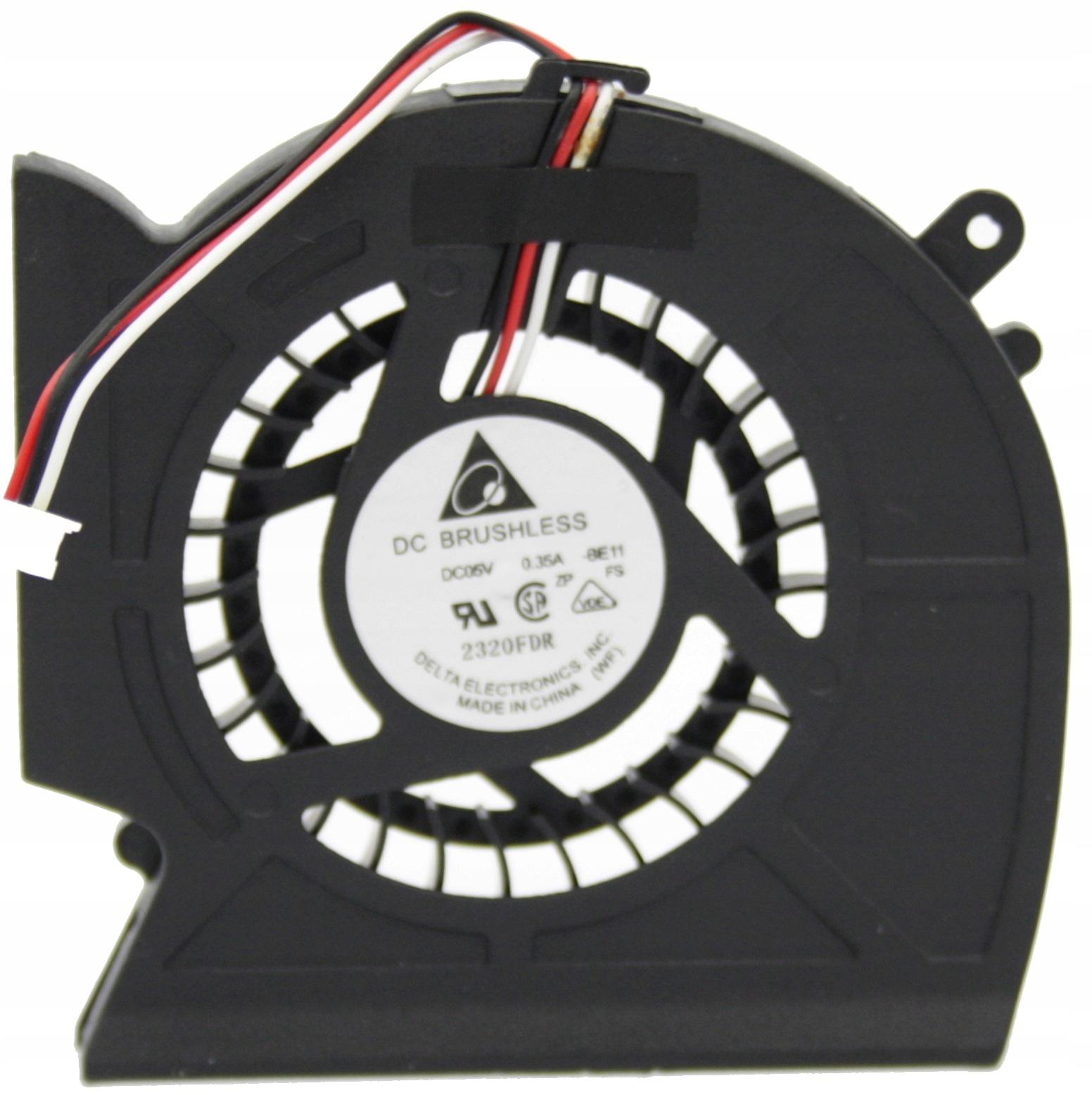 WENTYLATOR CHŁODZENIE WIATRAK SAMSUNG R525 R530 R540 R580 R590 RV510 R538 - Wentylatory i radiatory