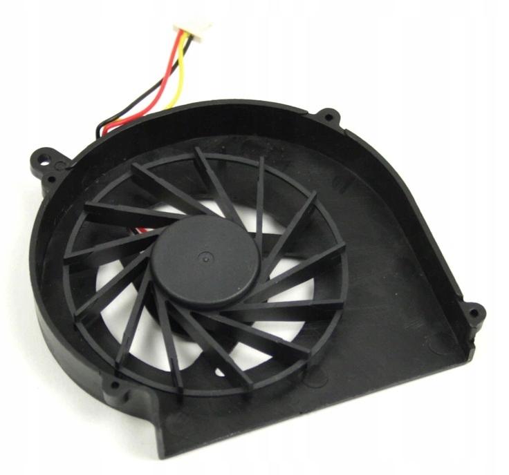 WENTYLATOR CHŁODZENIE WIATRAK HP CQ43 CQ57 CQ430 CQ435 CQ436 CQ630 - Wentylatory i radiatory