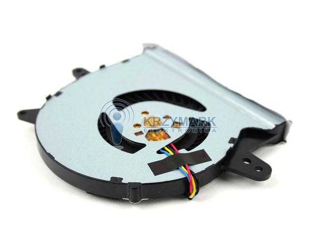 WENTYLATOR ASUS X401U X501U X401V X501V CHŁODZENIE - Wentylatory i radiatory