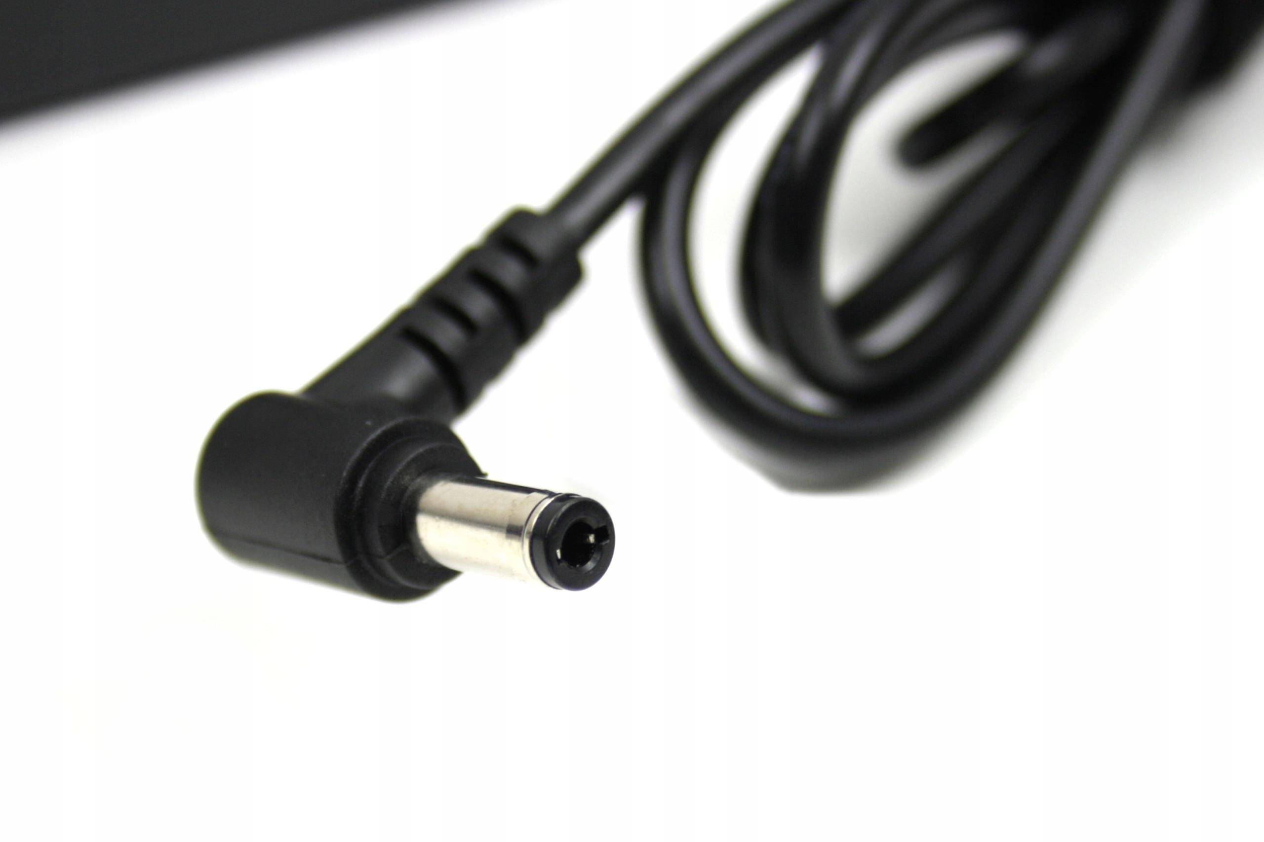 ZASILACZ ŁADOWARKA 19V 3.95A 5.5*2.5mm TOSHIBA HP COMPAQ - Zasilacze do laptopów