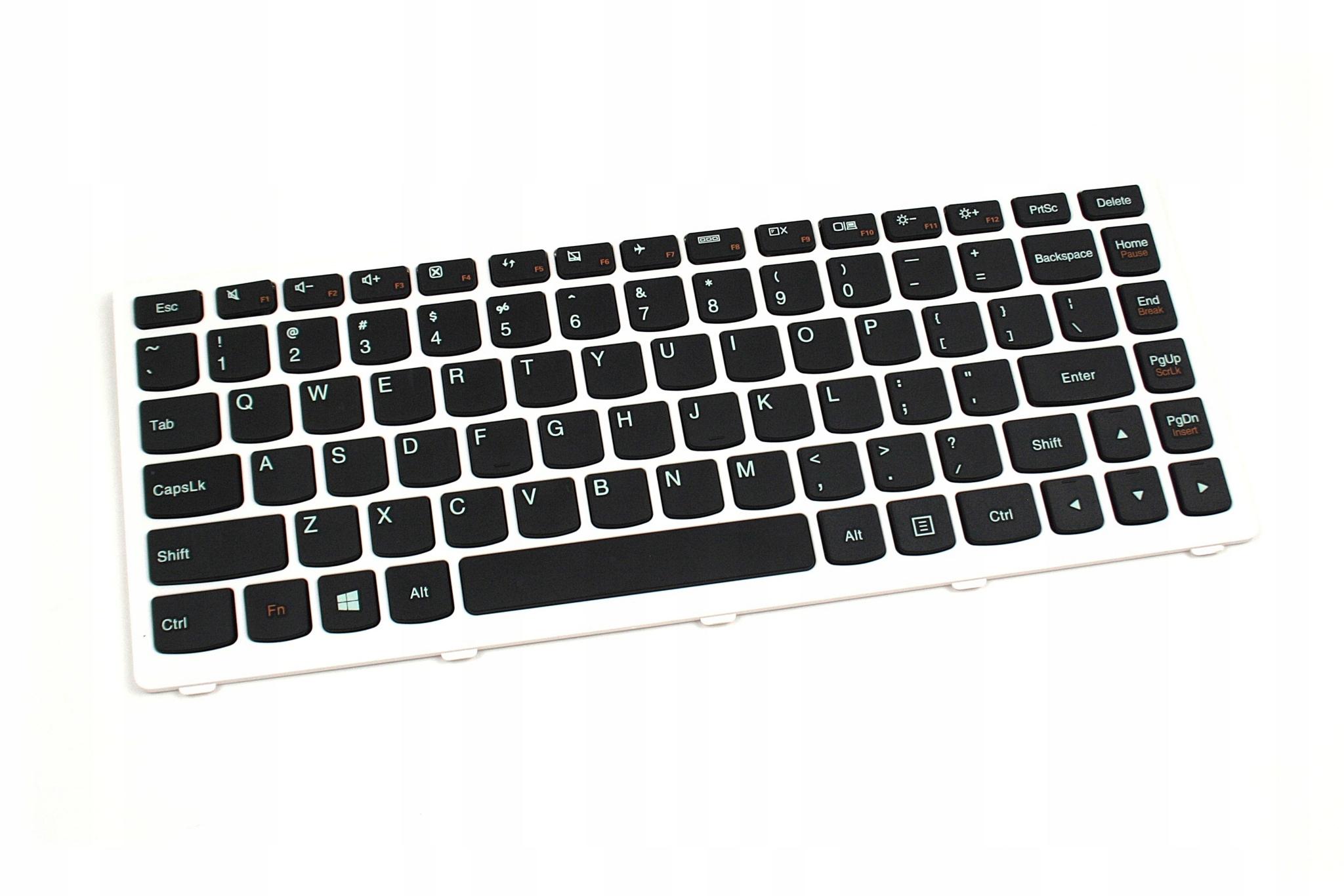 KLAWIATURA IBM LENOVO IDEAPAD U310 - Klawiatury do laptopów