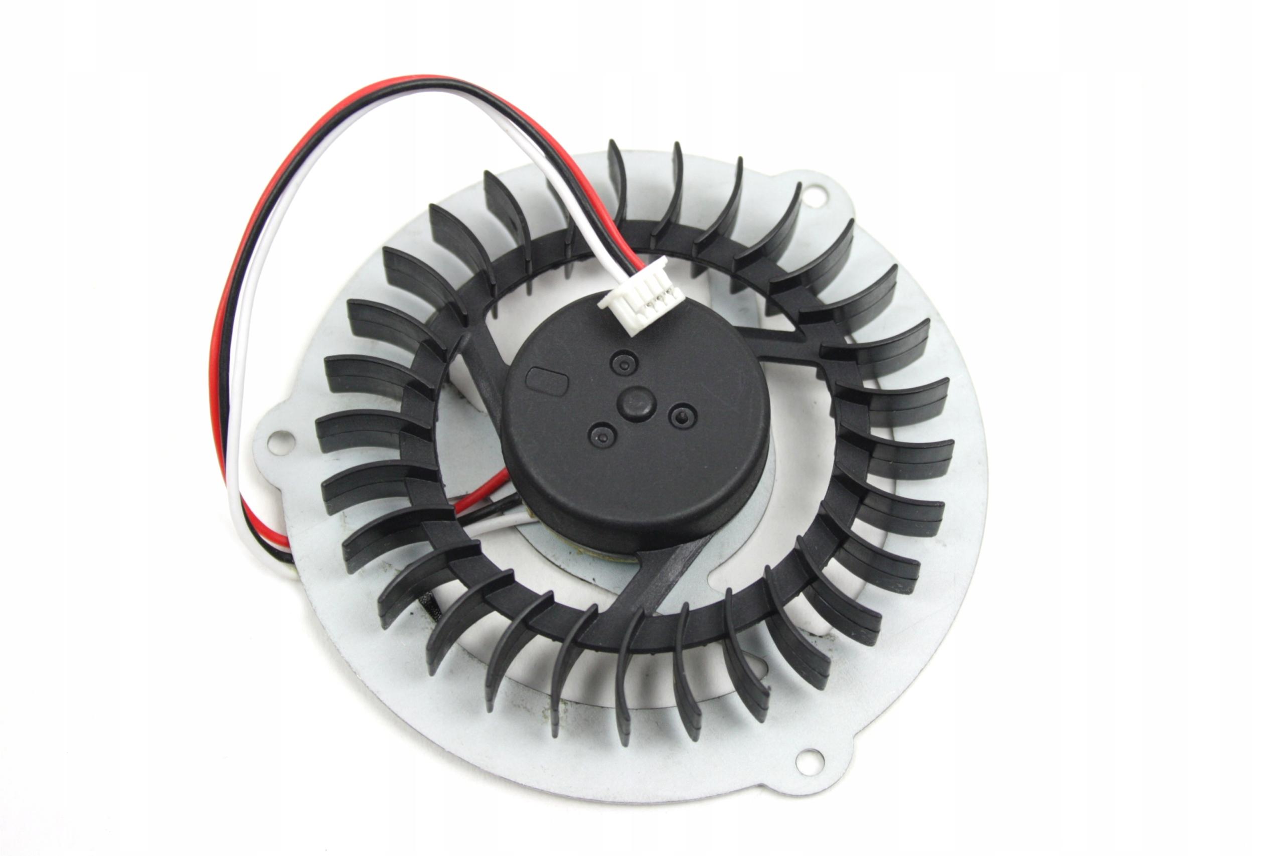 WENTYLATOR CHŁODZENIE WIATRAK SAMSUNG R70 R560 R700 R518 X460 - Wentylatory i radiatory