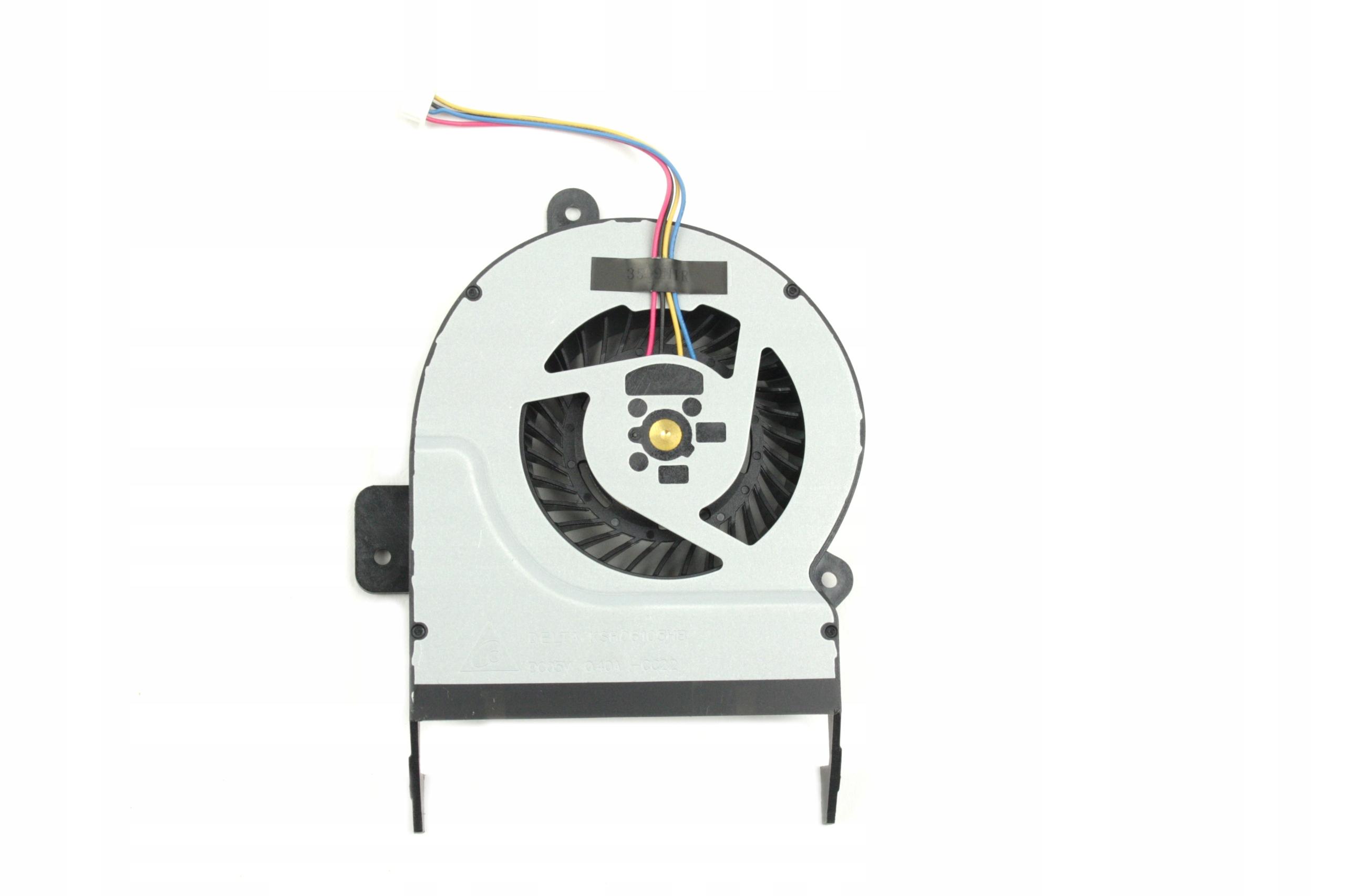 WENTYLATOR CHŁODZENIE WIATRAK ASUS F55A K55 K55A K55VD R500V - Wentylatory i radiatory