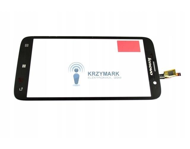 DIGITIZER DOTYK EKRAN SZYBKA LENOVO A850 - Digitizery do telefonów