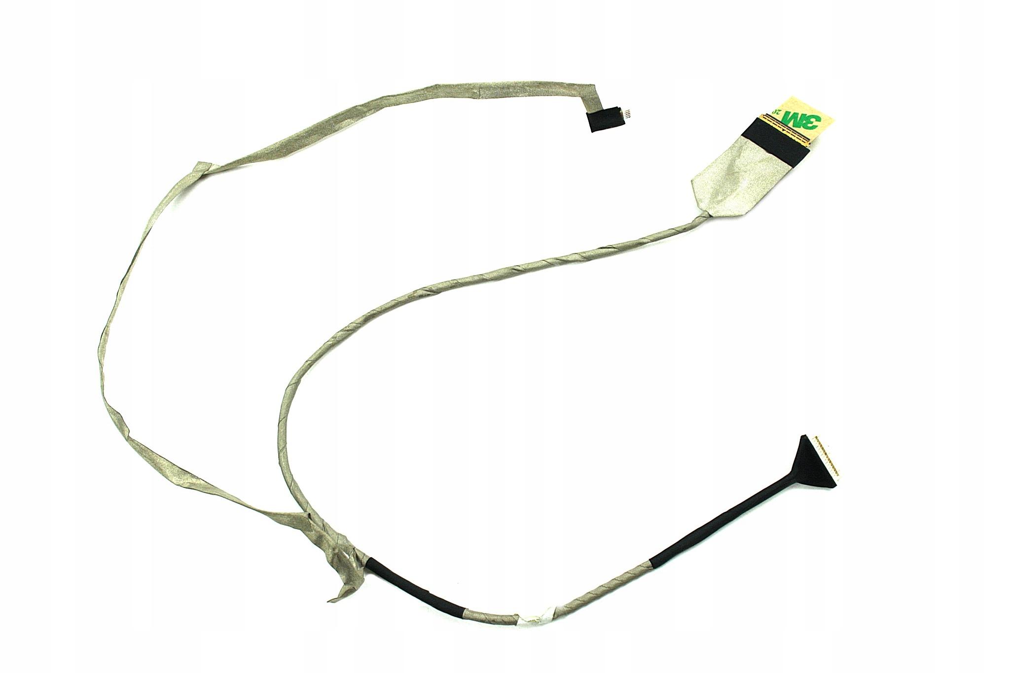 TAŚMA LED MATRYCY LENOVO G560 G565 Z560 Z565 DC02000ZI10 DC02000ZI0 1AB54I00323 NIWE2 - Taśmy i inwertery