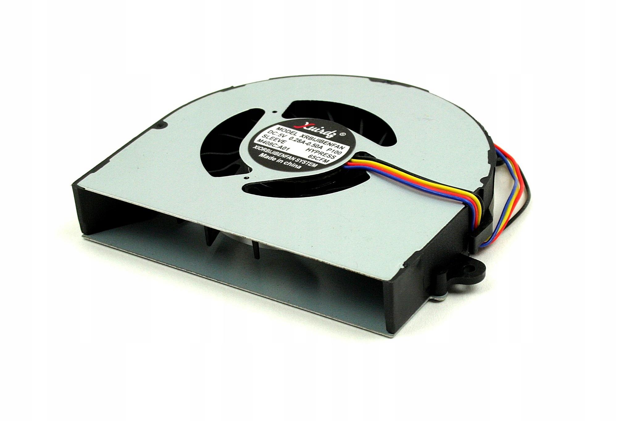 WENTYLATOR CHŁODZENIE WIATRAK LENOVO G580 G580A G580AM G480 N580 - Wentylatory i radiatory