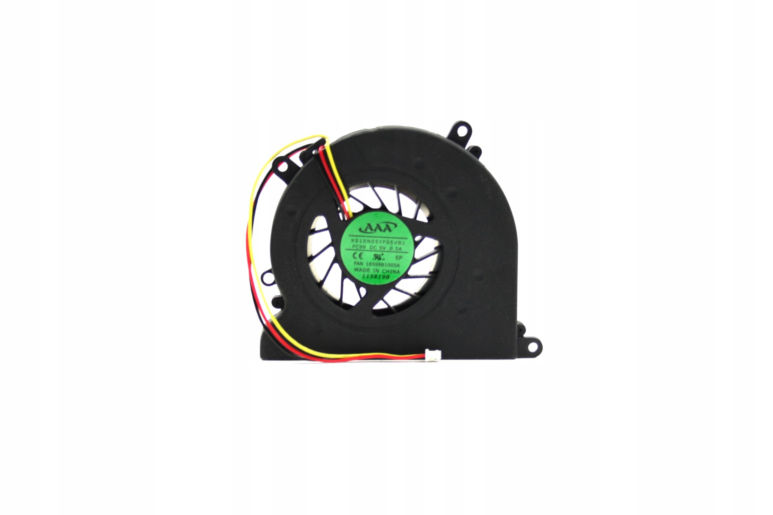 WENTYLATOR CHŁODZENIE WIATRAK DELL VOSTRO 1310 1510 1520 - Wentylatory i radiatory