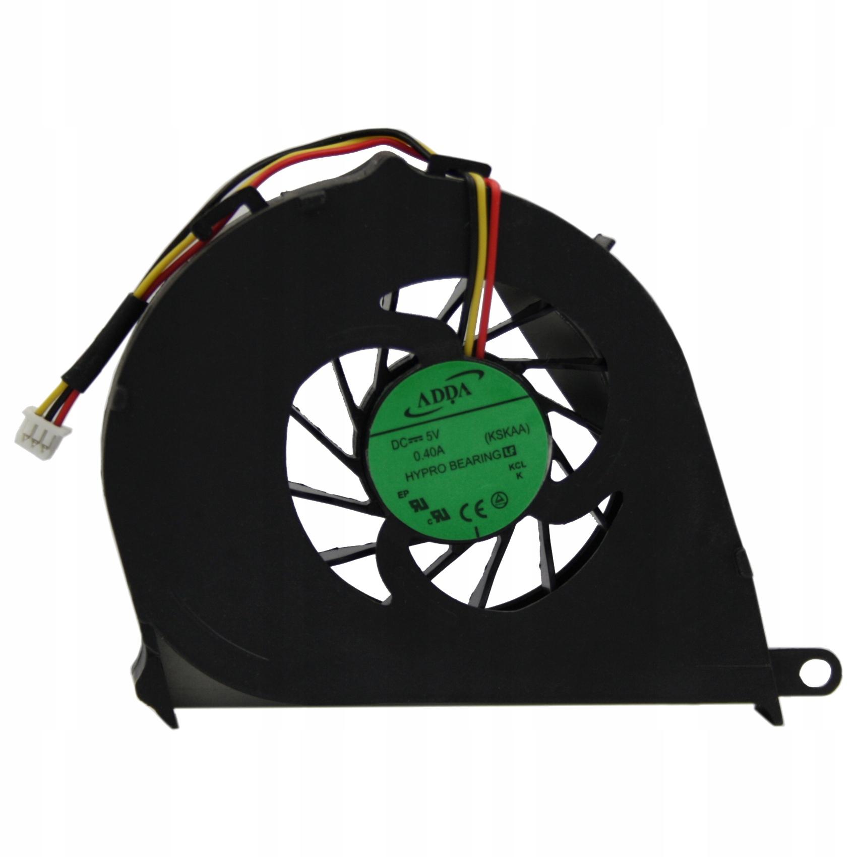 WENTYLATOR CHŁODZENIE WIATRAK TOSHIBA SATELLITE L750 L750D L755 L755D - Wentylatory i radiatory