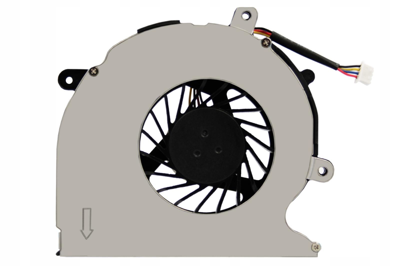 WENTYLATOR CHŁODZENIE WIATRAK HP ELITEBOOK 8540W - Wentylatory i radiatory