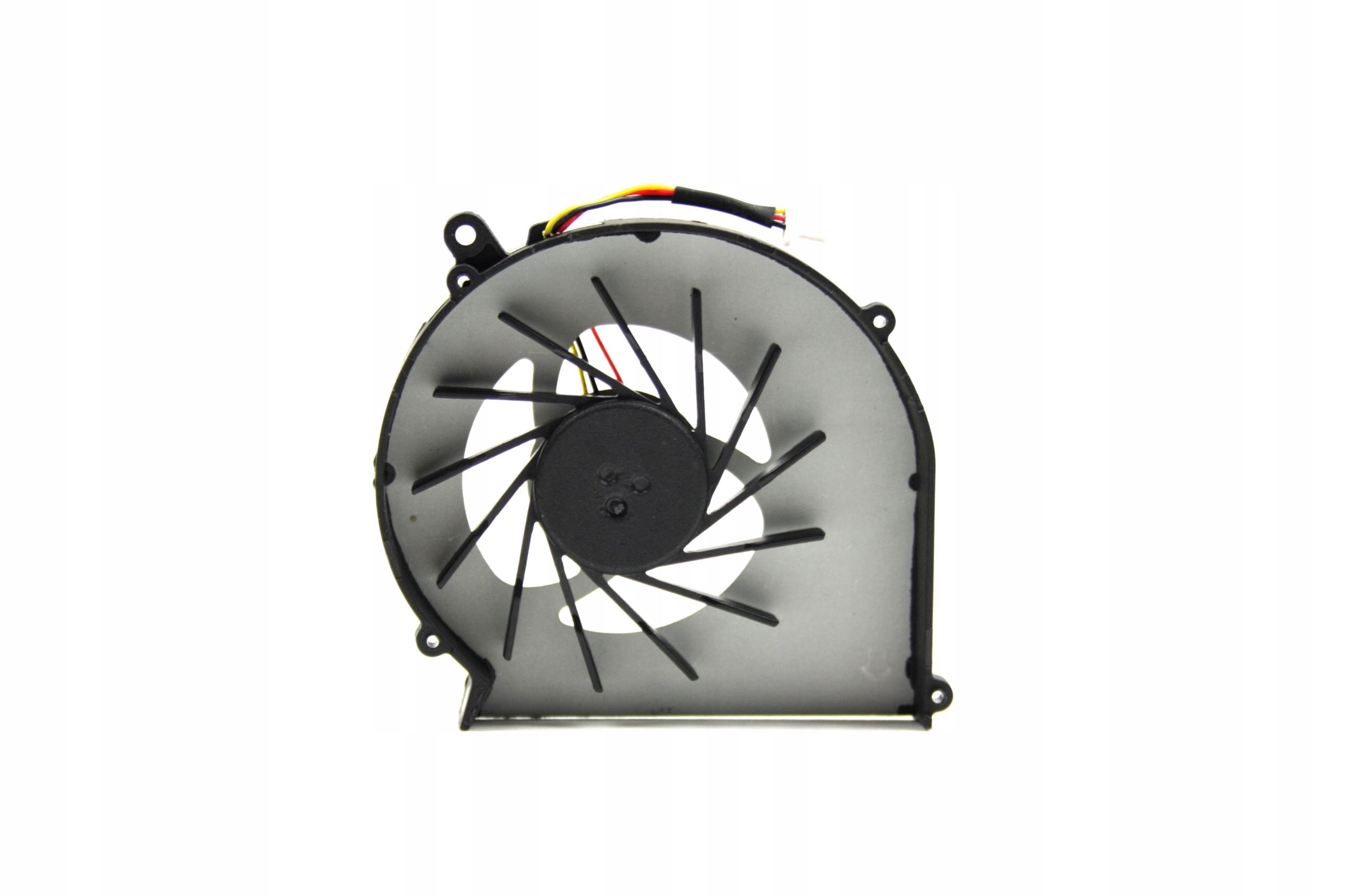 WENTYLATOR CHŁODZENIE WIATRAK HP CQ43 CQ57 430 431 435 630 631 - Wentylatory i radiatory
