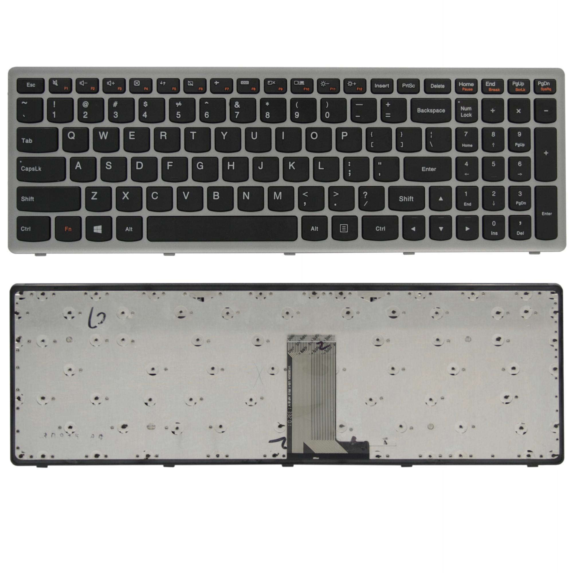 KLAWIATURA IBM LENOVO U510T U510U U515 - Klawiatury do laptopów