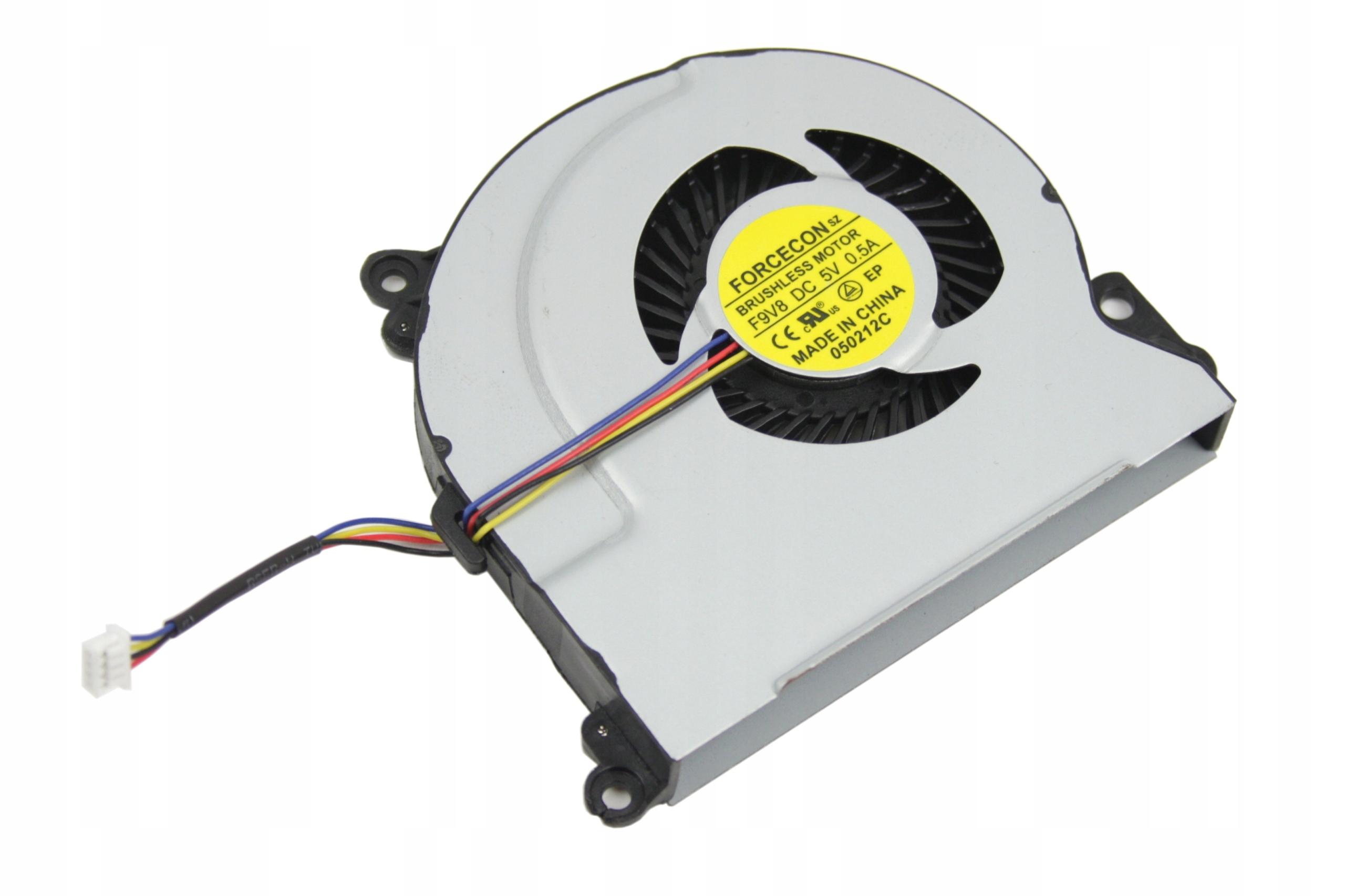 WENTYLATOR CHŁODZENIE WIATRAK HP ENVY 15-J 17-J M6-N M7-J TOUCHSMART - Wentylatory i radiatory