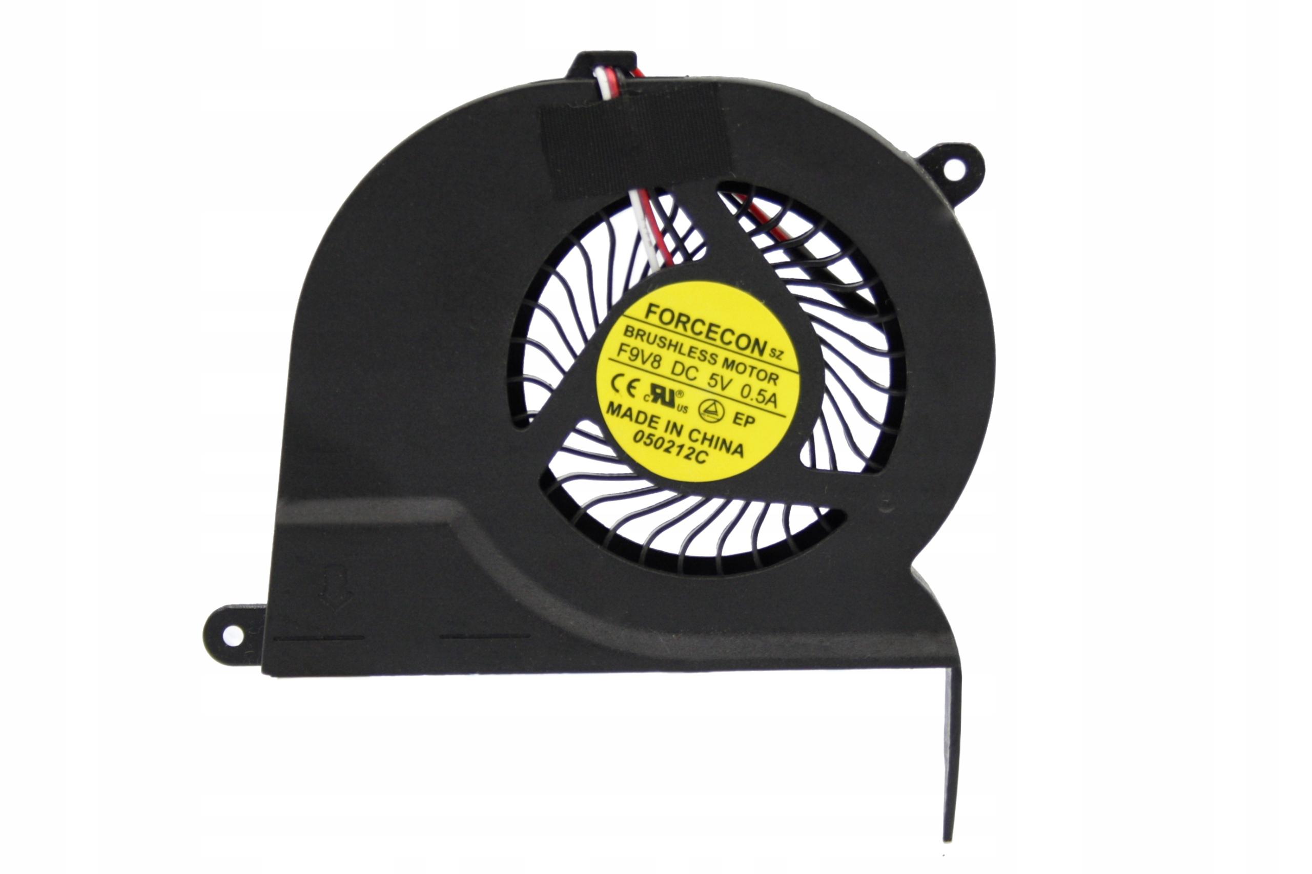 WENTYLATOR CHŁODZENIE WIATRAK SAMSUNG RC510 RC520 RC710 RV511 RV520 - Wentylatory i radiatory