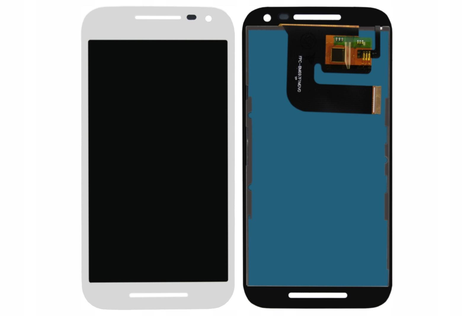 WYŚWIETLACZ Z DIGITIZEREM FULL SET MOTOROLA MOTO G3 XT1540 XT1541 - Wyświetlacze z digitizerami do telefonów