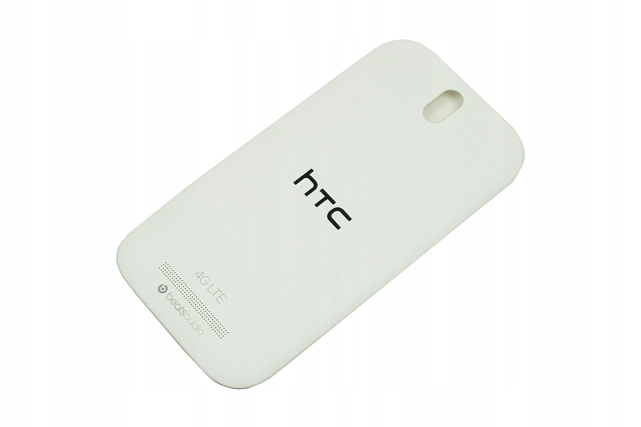 KLAPKA OBUDOWA TYLNA HTC ONE SV C520E - Obudowy do telefonów