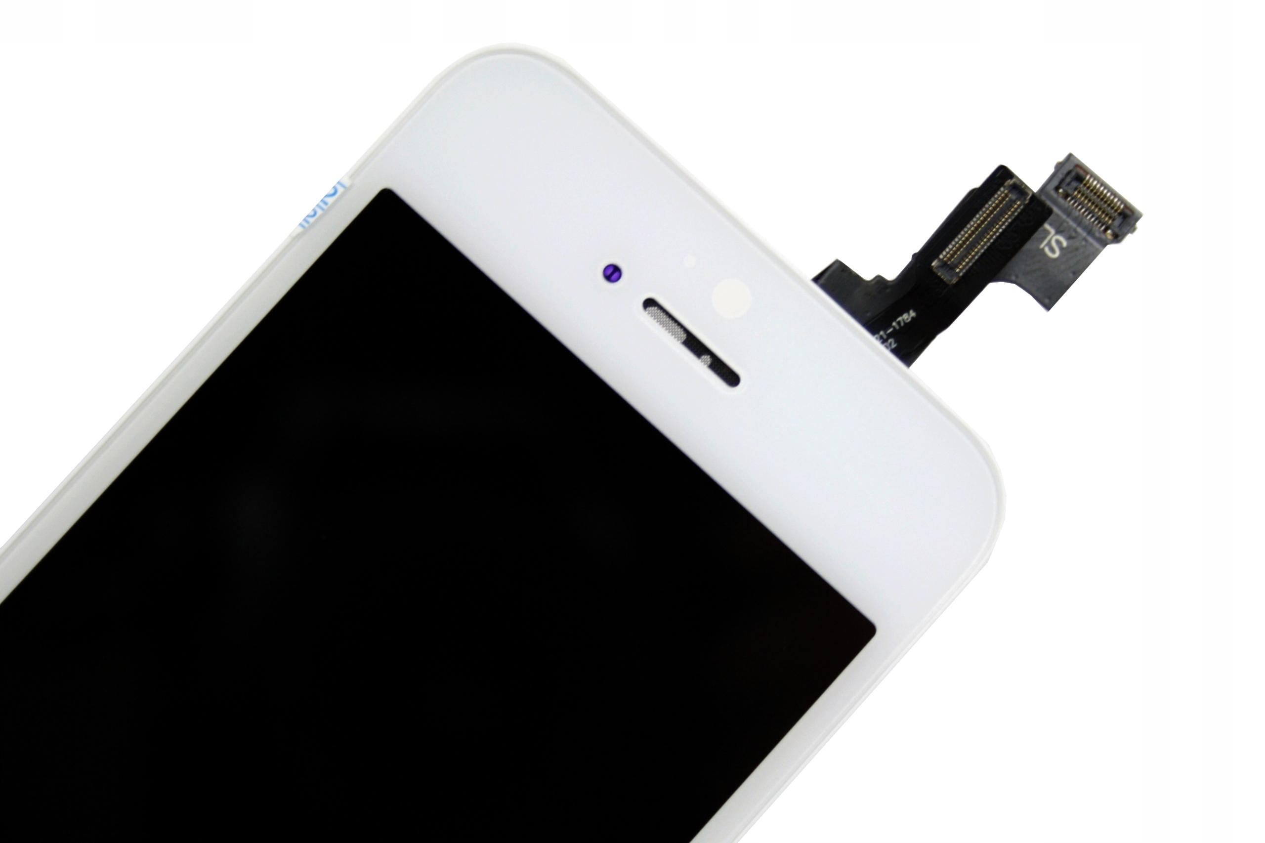 WYŚWIETLACZ Z DIGITIZEREM APPLE IPHONE 5S - Wyświetlacze z digitizerami do telefonów