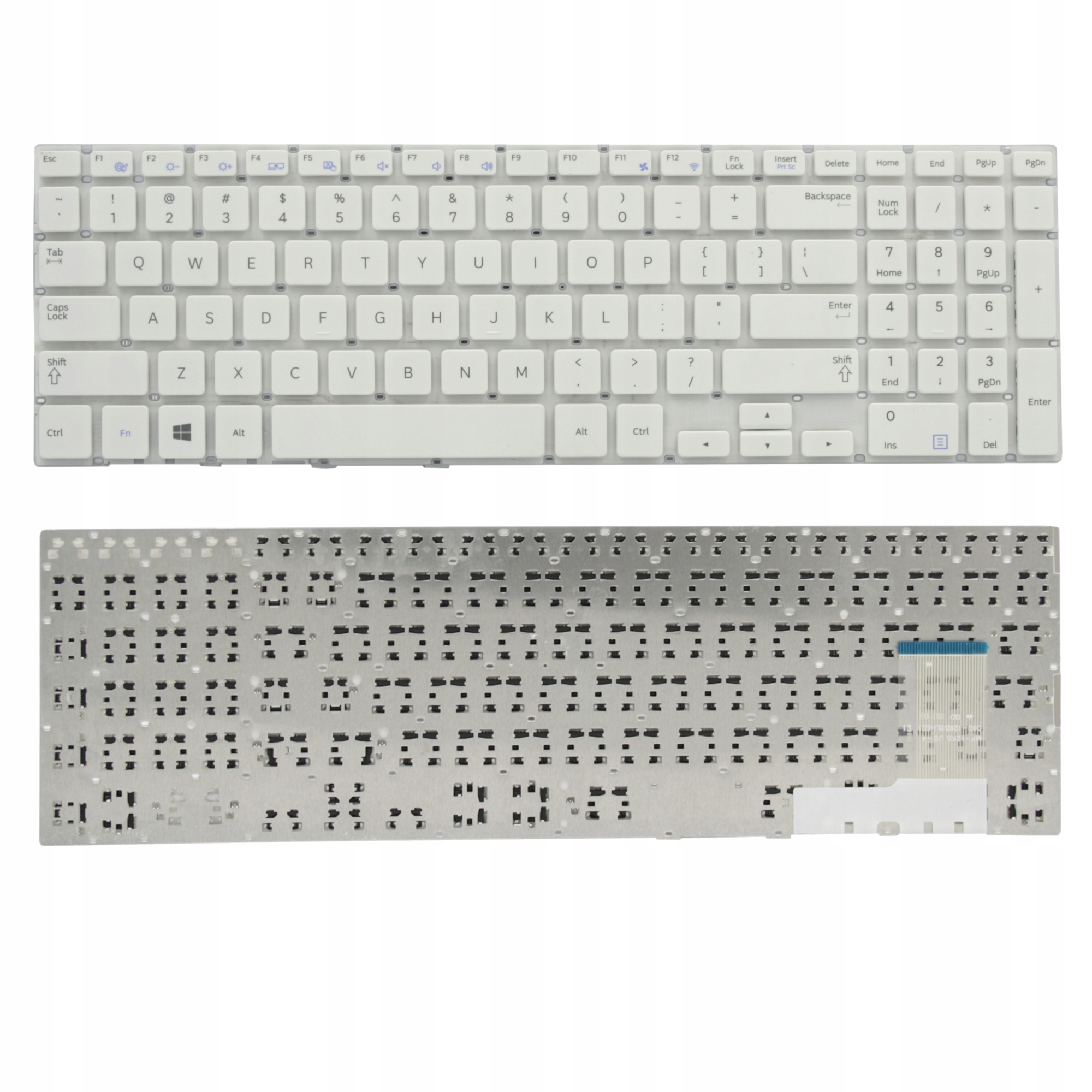 KLAWIATURA SAMSUNG 370R5E 450R5E 510R5E NP470R5E - Klawiatury do laptopów