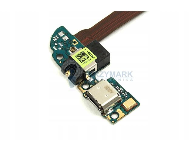 TAŚMA ZŁĄCZE GNIAZDO ŁADOWANIA ZASILANIA USB HTC ONE M8 - Taśmy do telefonów