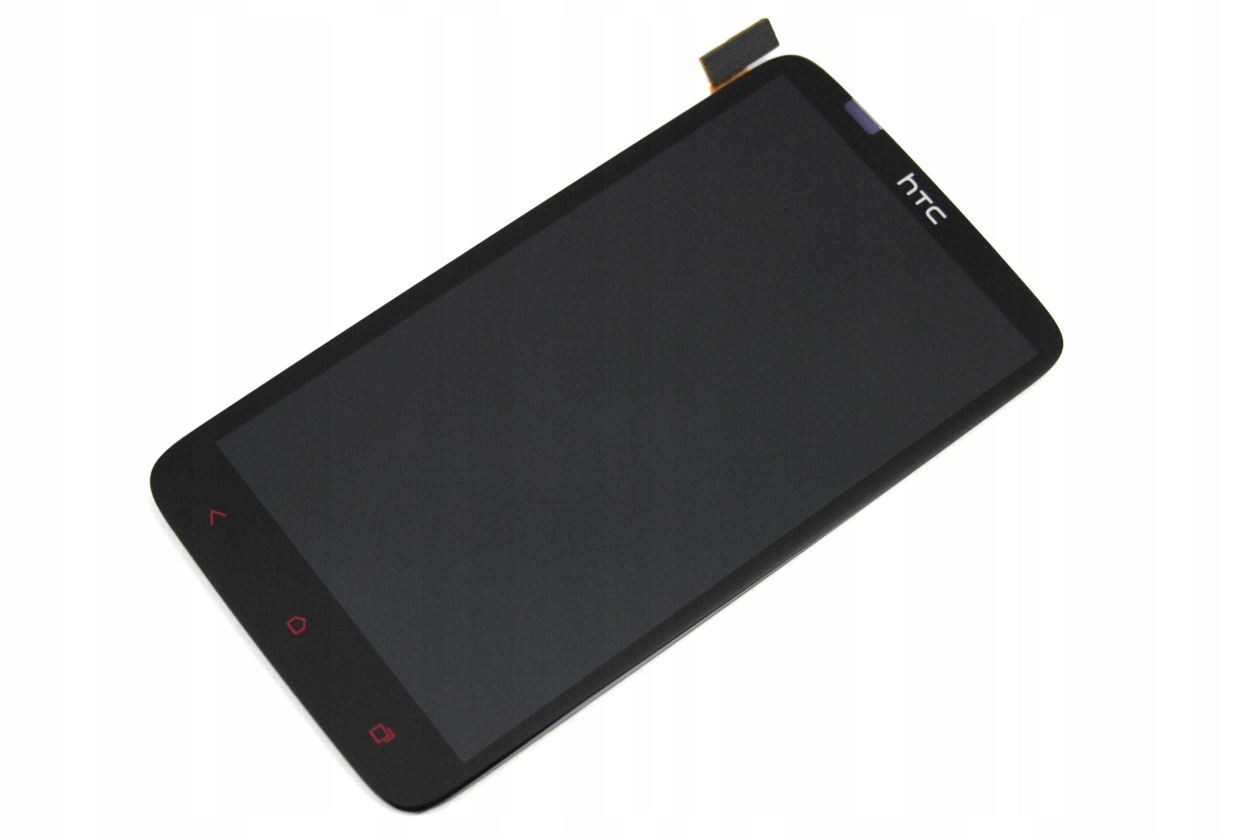 WYŚWIETLACZ Z DIGITIZEREM FULL SET HTC ONE X PLUS S728E - Wyświetlacze z digitizerami do telefonów