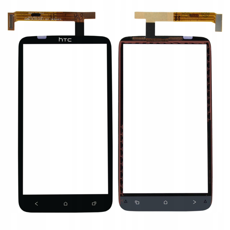 DIGITIZER DOTYK EKRAN SZYBKA HTC ONE X S720E - Digitizery do telefonów