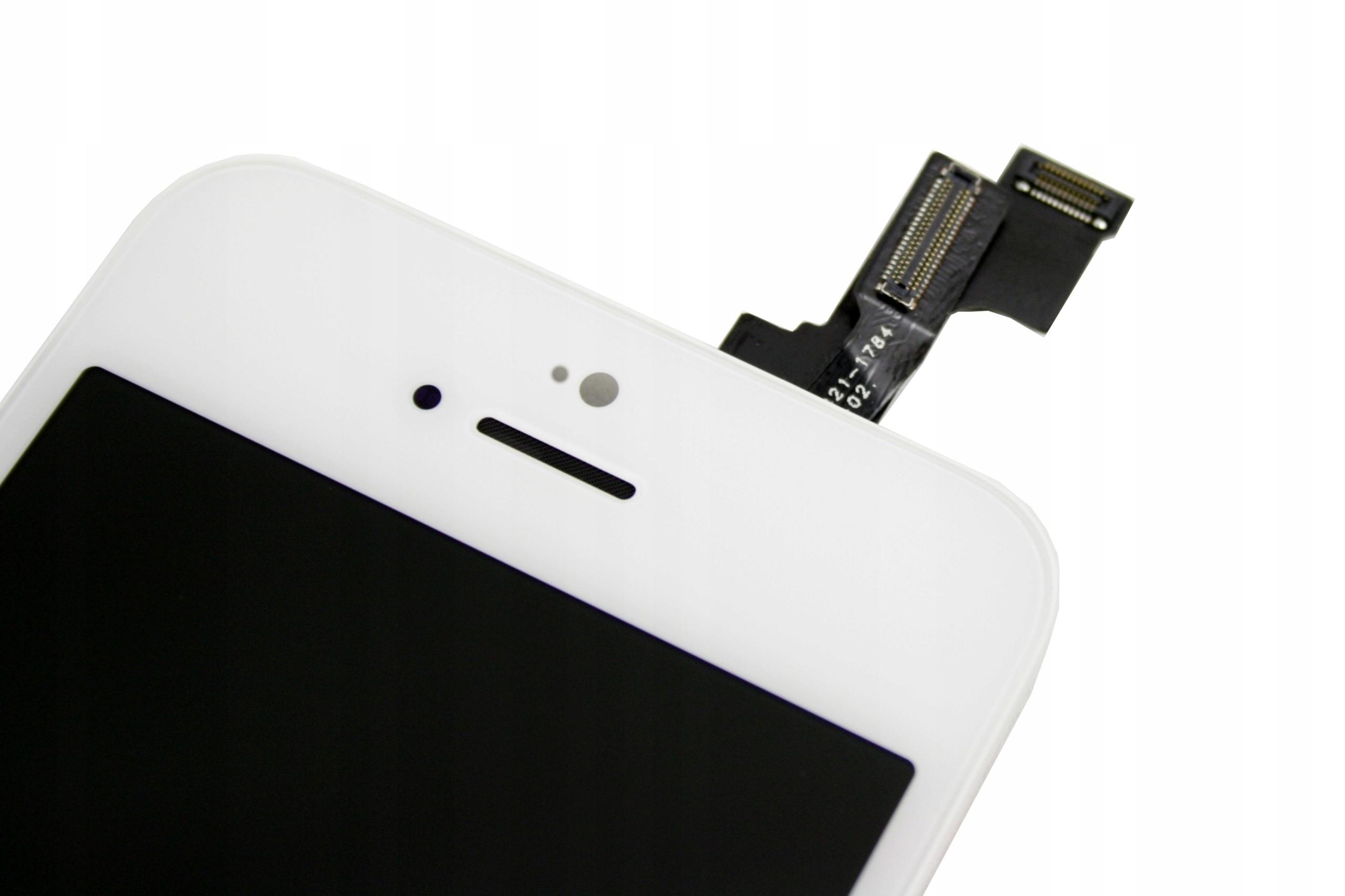 WYŚWIETLACZ Z DIGITIZEREM FULL SET APPLE IPHONE 5S - Wyświetlacze z digitizerami do telefonów