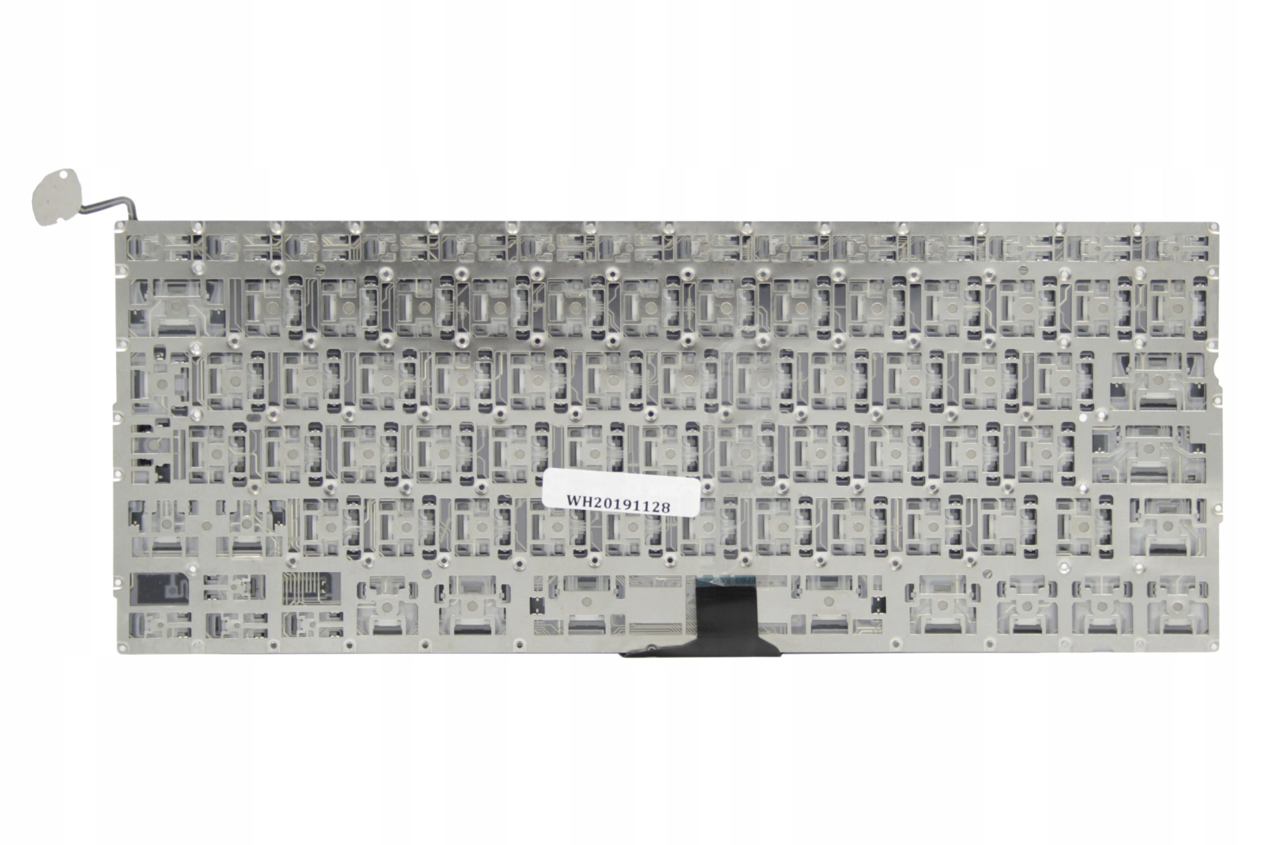 KLAWIATURA APPLE MACBOOK PRO A1278 - Klawiatury do laptopów
