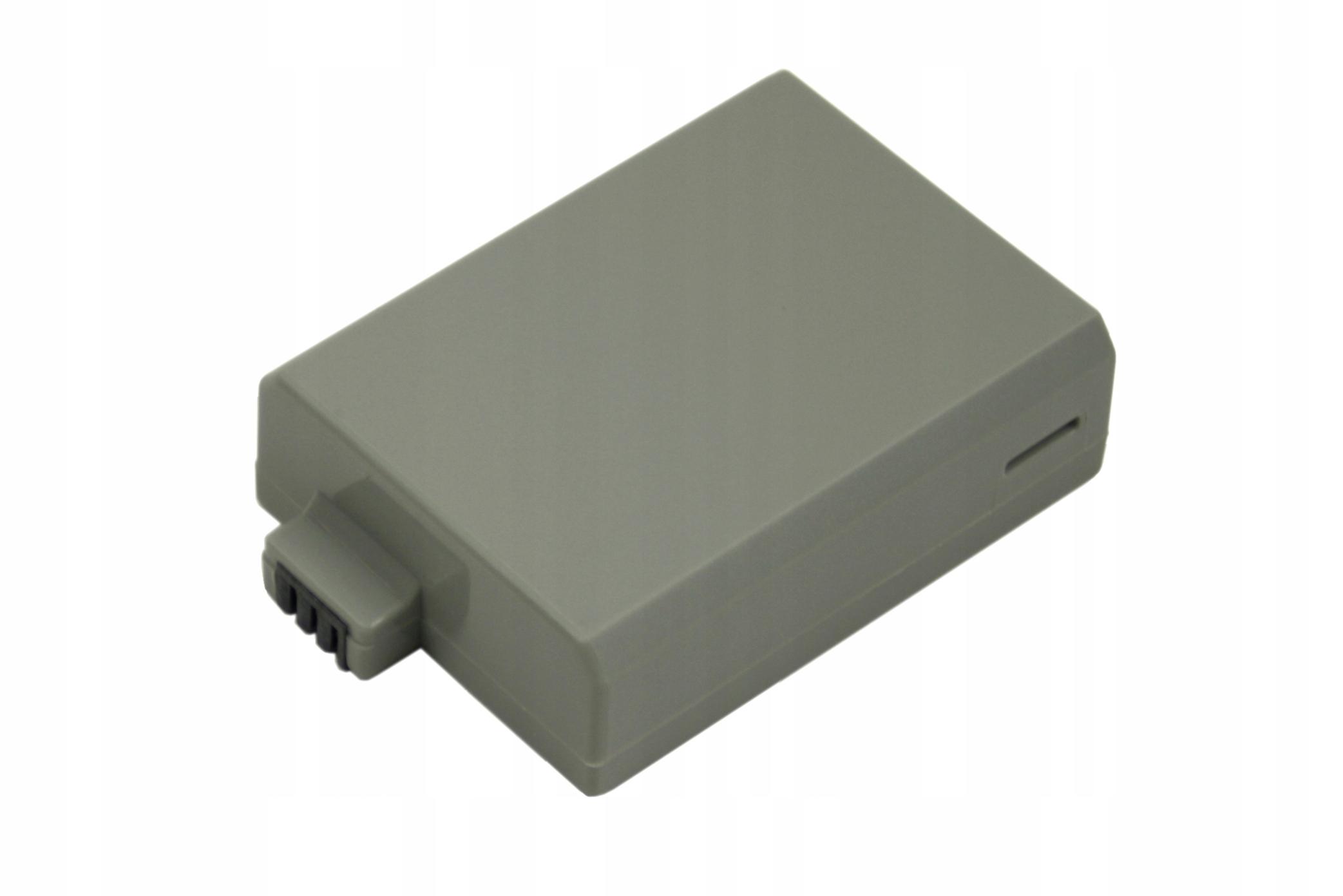 BATERIA AKUMULATOR CANON LP-E5 LPE5 EOS 500D 450D 1000D - Baterie do aparatów cyfrowych