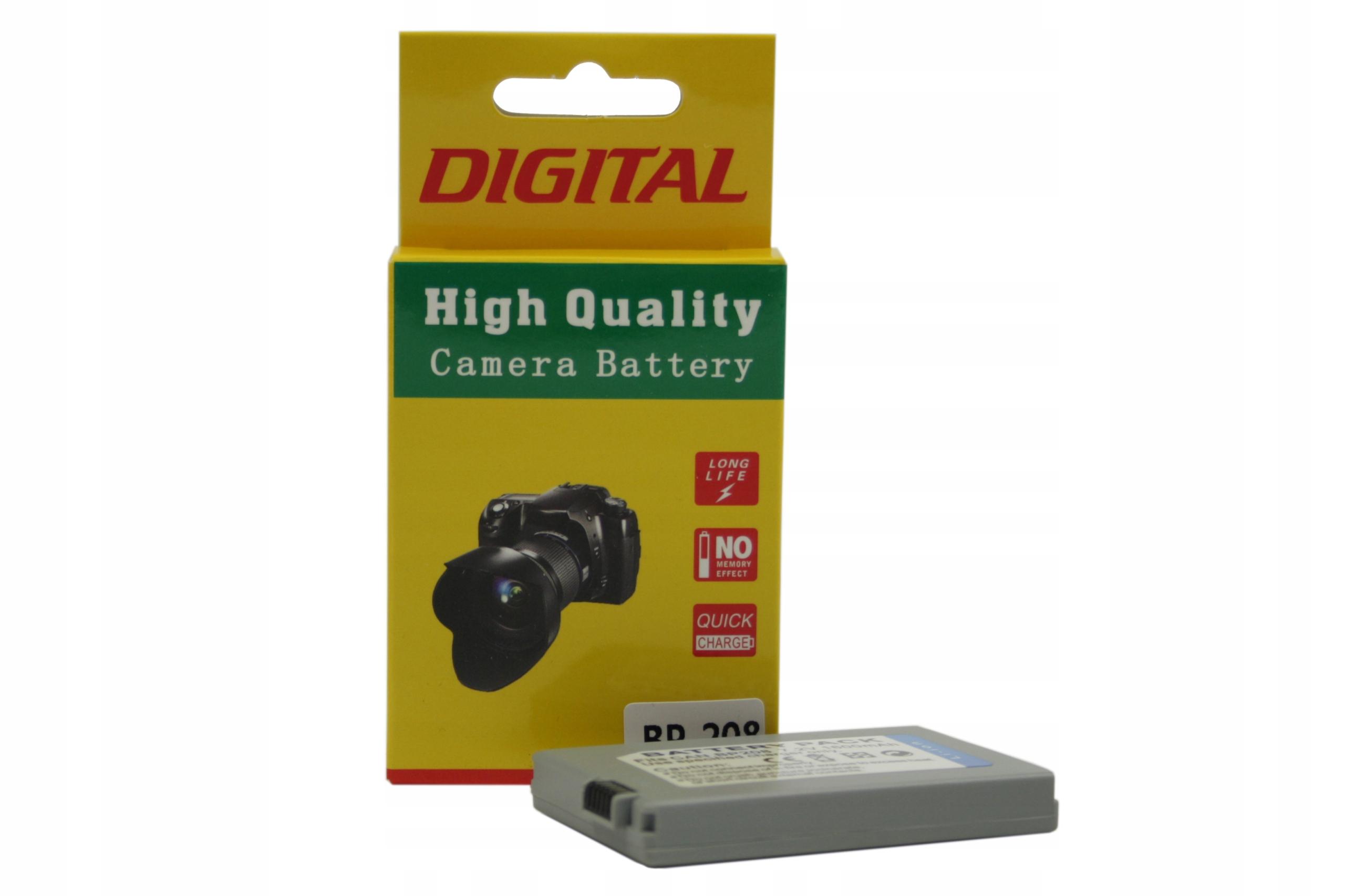 BATERIA AKUMULATOR CANON BP-315 BP-208 BP-208DG BP-308 - Baterie do aparatów cyfrowych