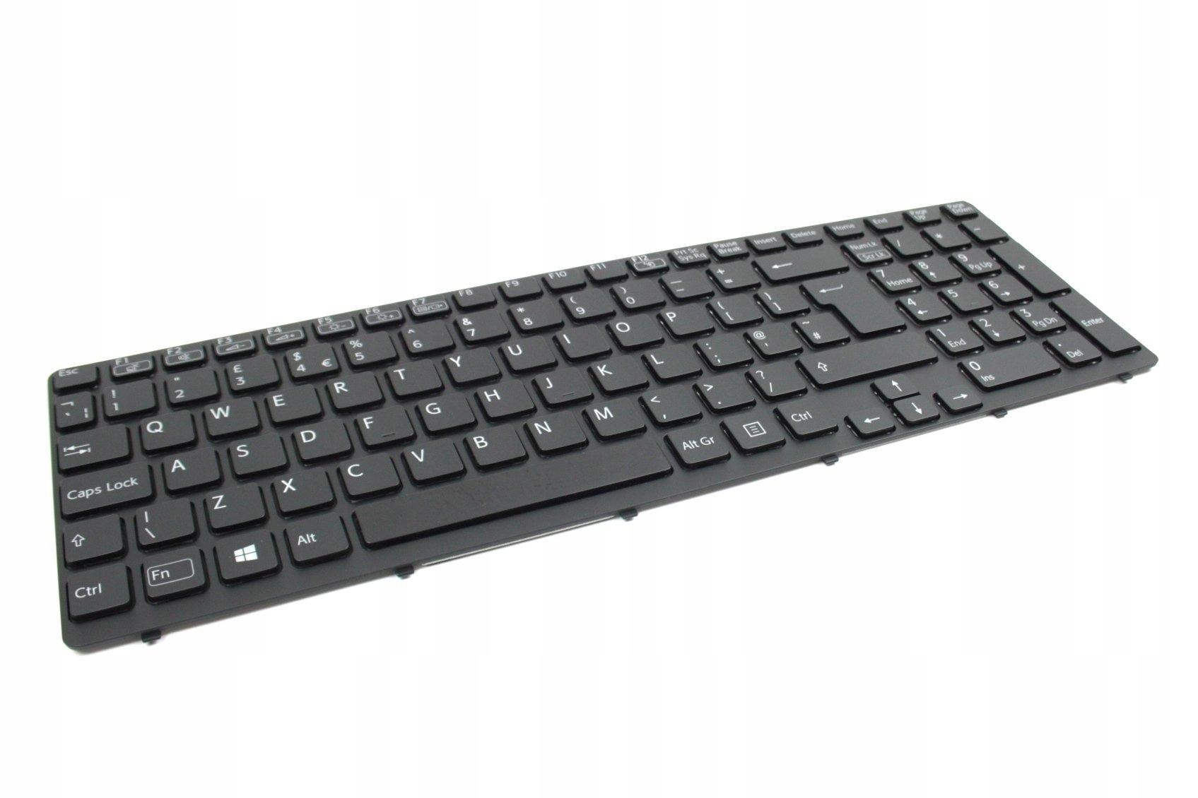 KLAWIATURA SONY VAIO SVE15 SVE1511C5E SVE151C11M - Klawiatury do laptopów
