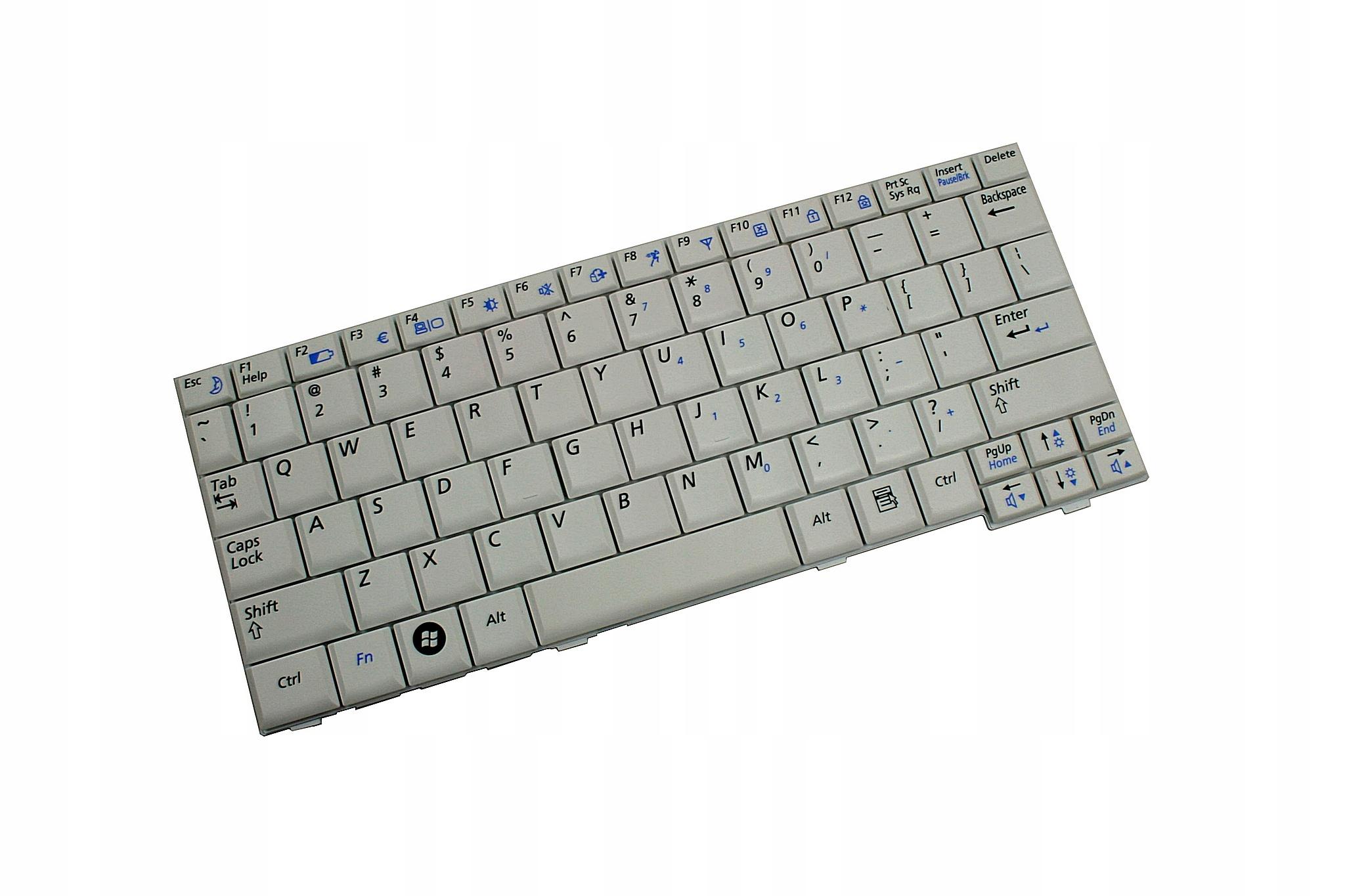 KLAWIATURA SAMSUNG NC10 NC110 NC120 N110 N130 N135 - Klawiatury do laptopów