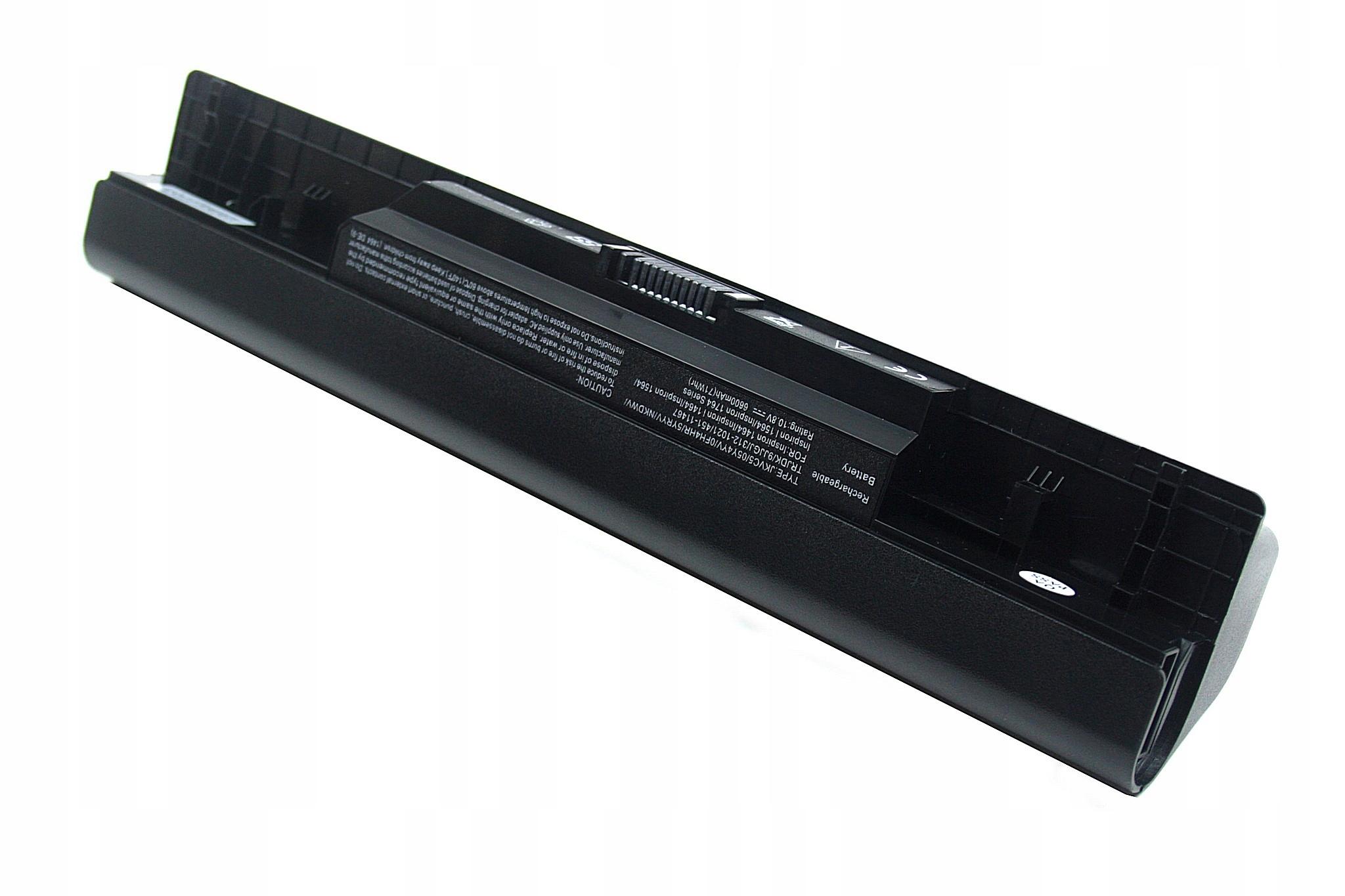 BATERIA AKUMULATOR DELL JKVC5 NKDWV INSPIRON 1464 1564 1764 - Baterie do laptopów
