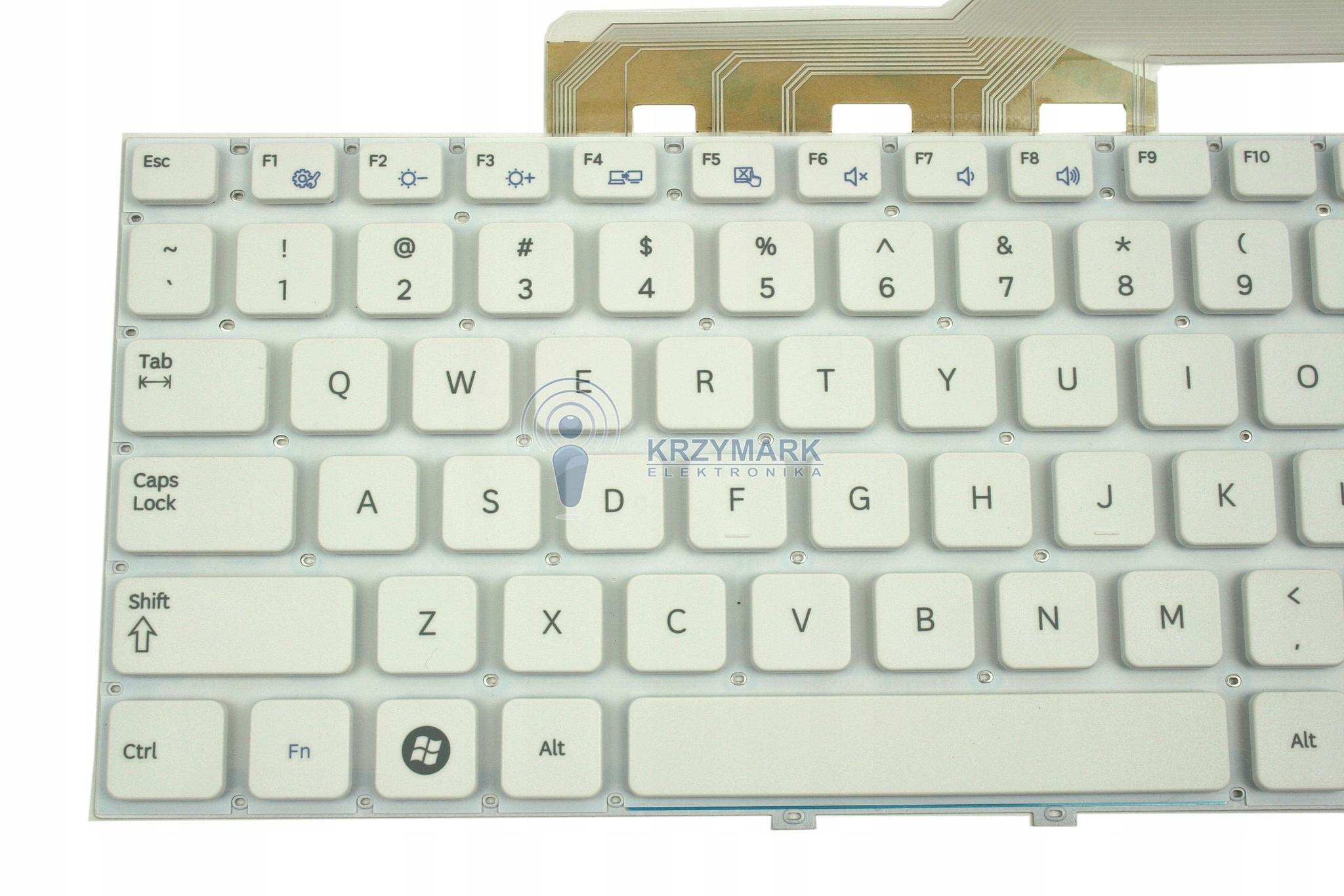 KLAWIATURA SAMSUNG 300E5A NP300E5A 300V5A NP300V5A - Klawiatury do laptopów